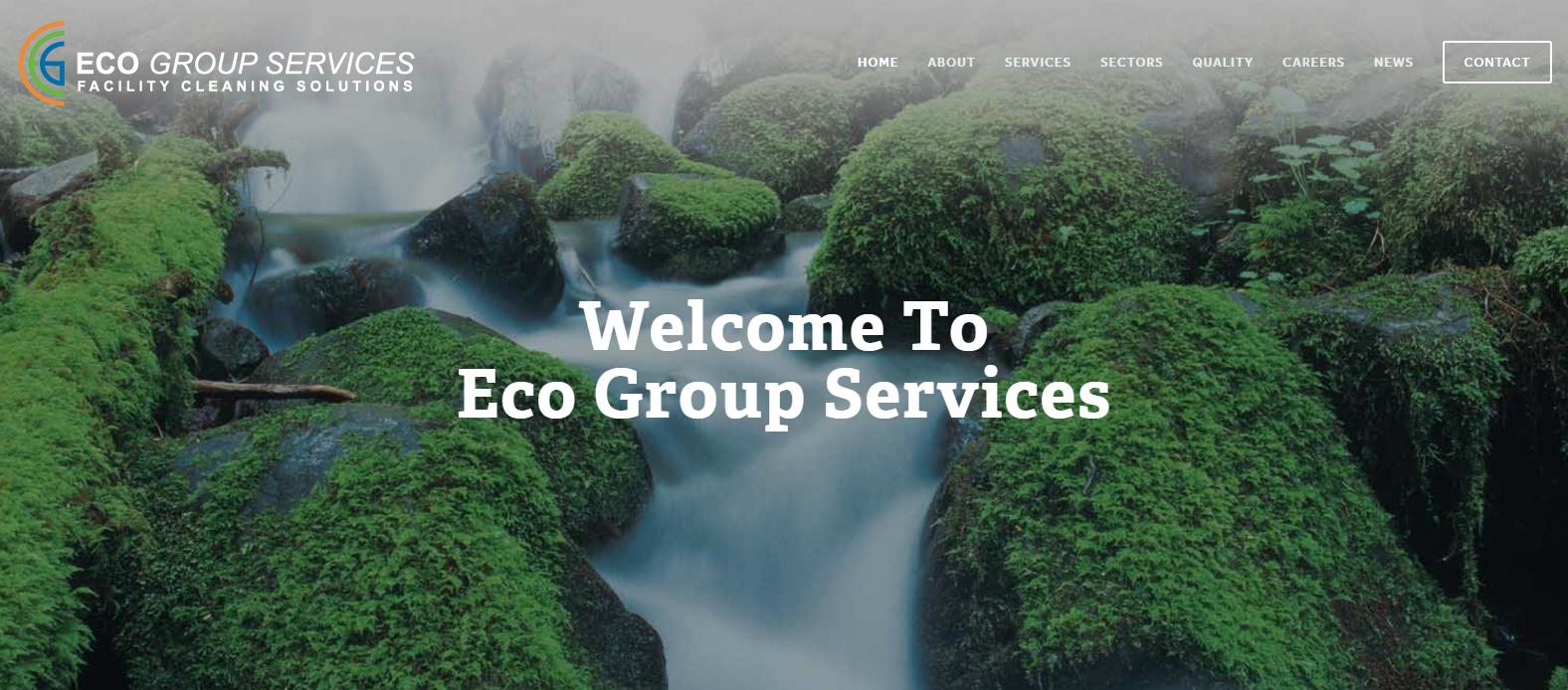Eco Group New Website
