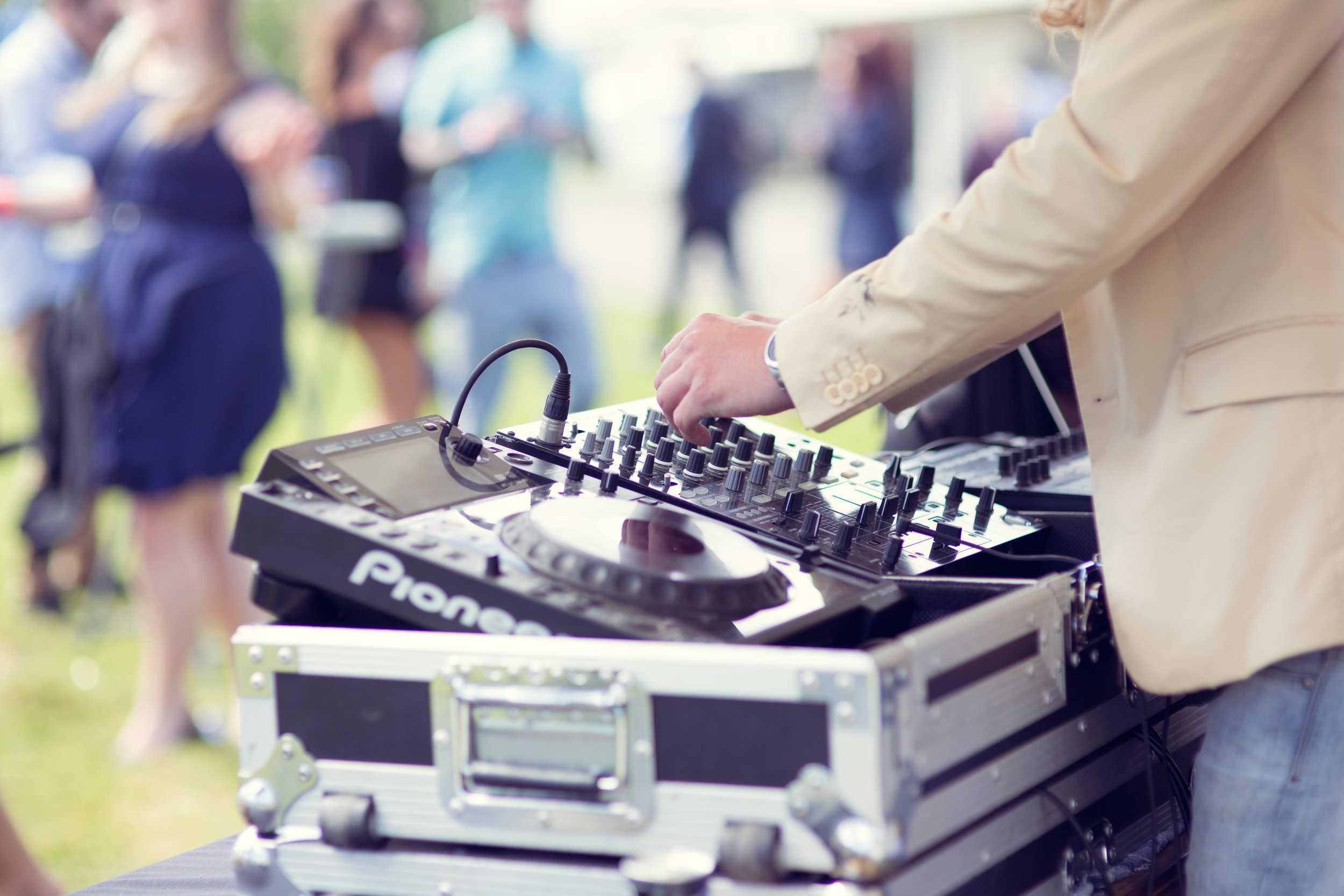 corporate event and private function dj
