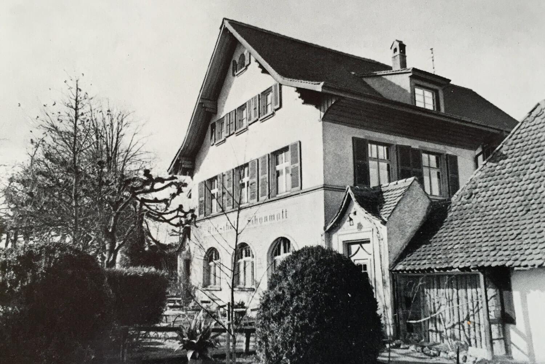 Restaurant Schönmatt früher 4.jpg