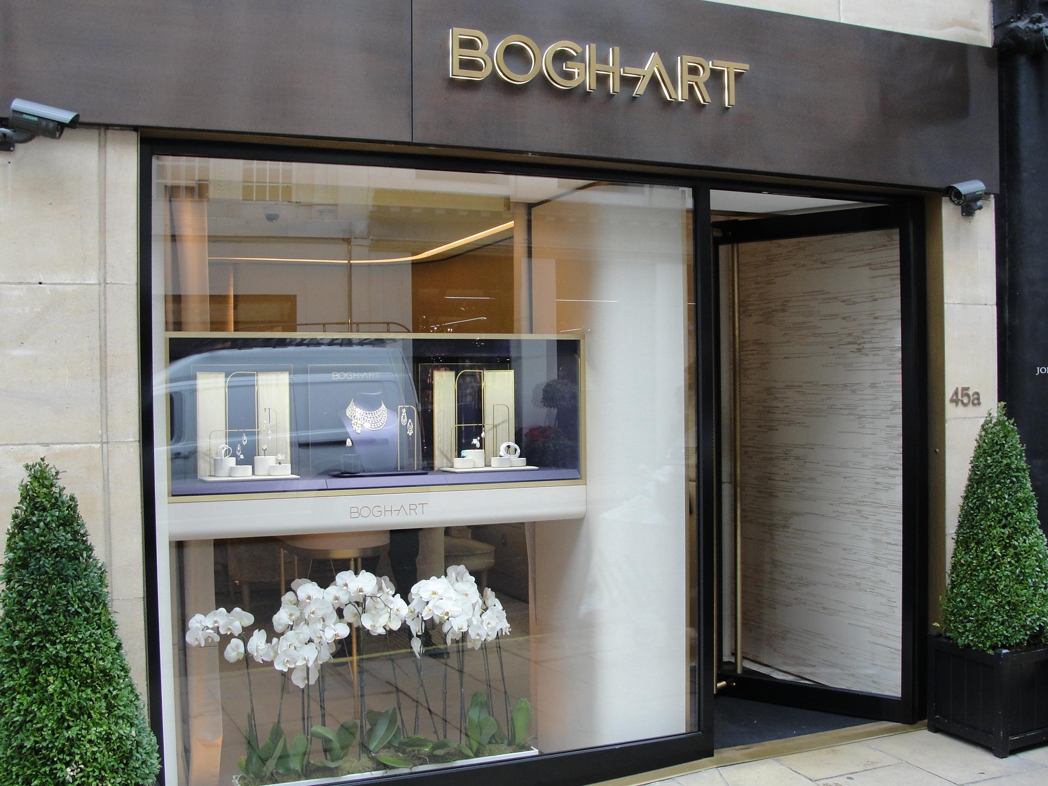 Bogh-Art bronze fascia