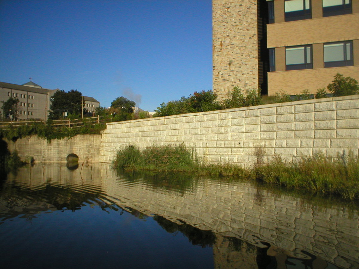 Stone Strong Retaining Walls
