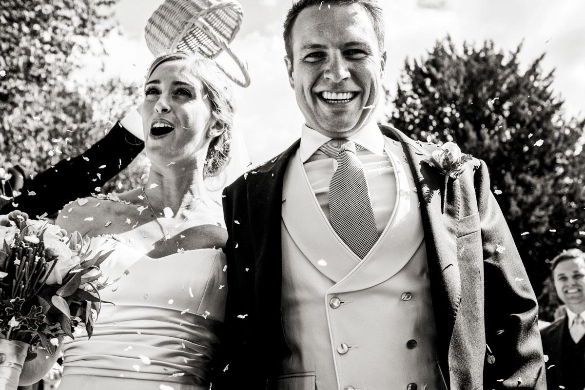 《婚礼》的蜜月婚礼