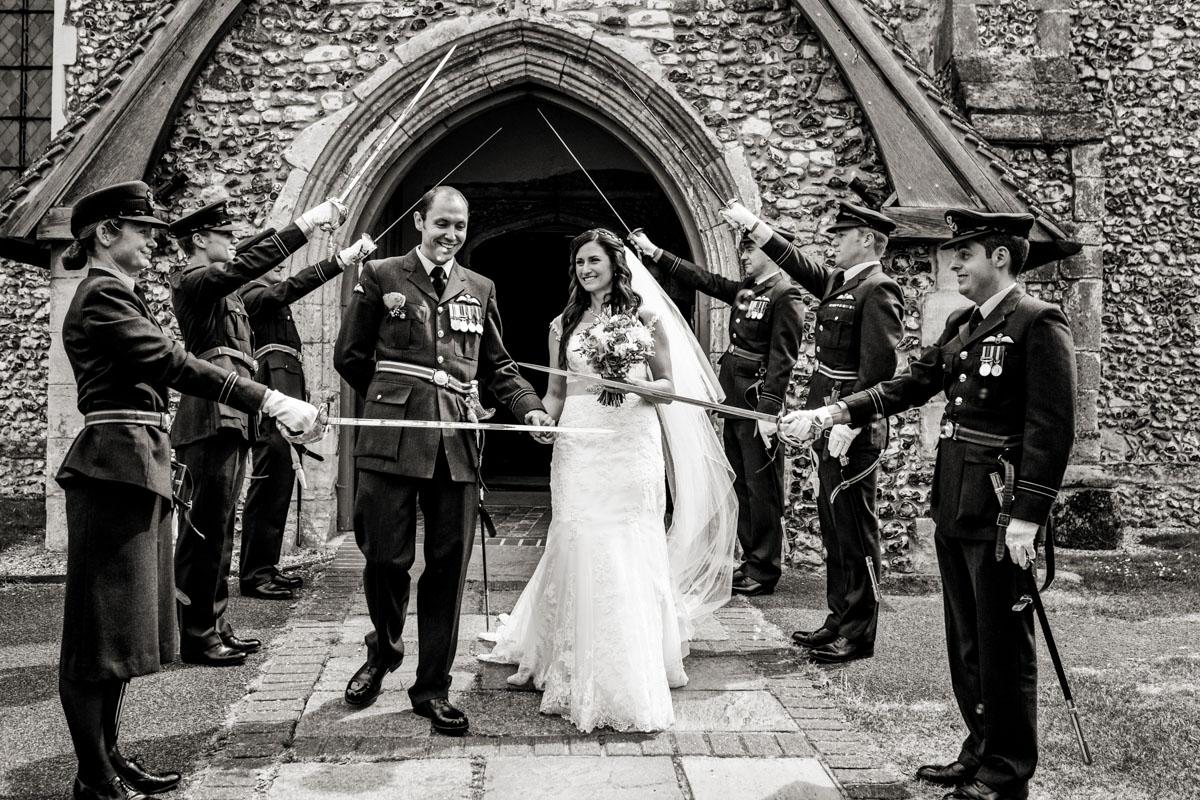 《圣豪斯》的婚礼仪式