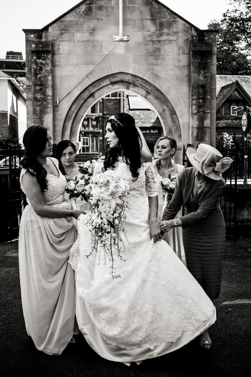 婚礼上的照片,没有776年
