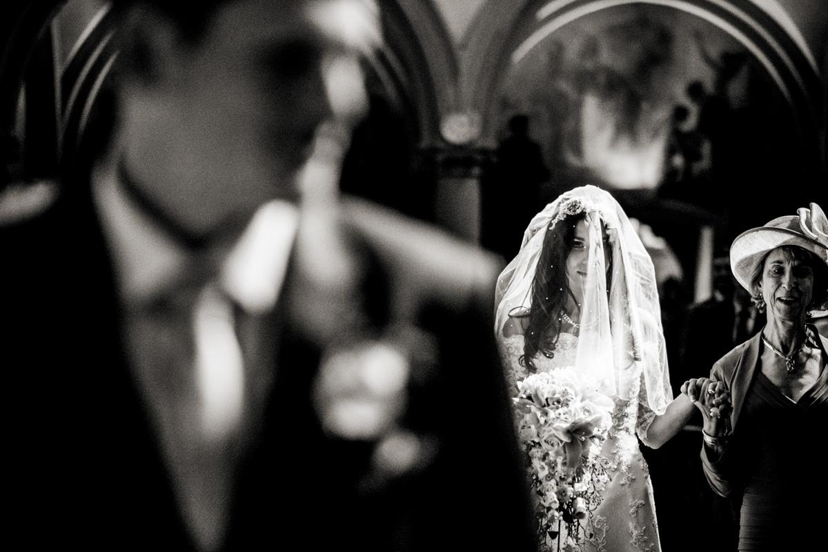 婚礼上的照片,没有被雪覆盖