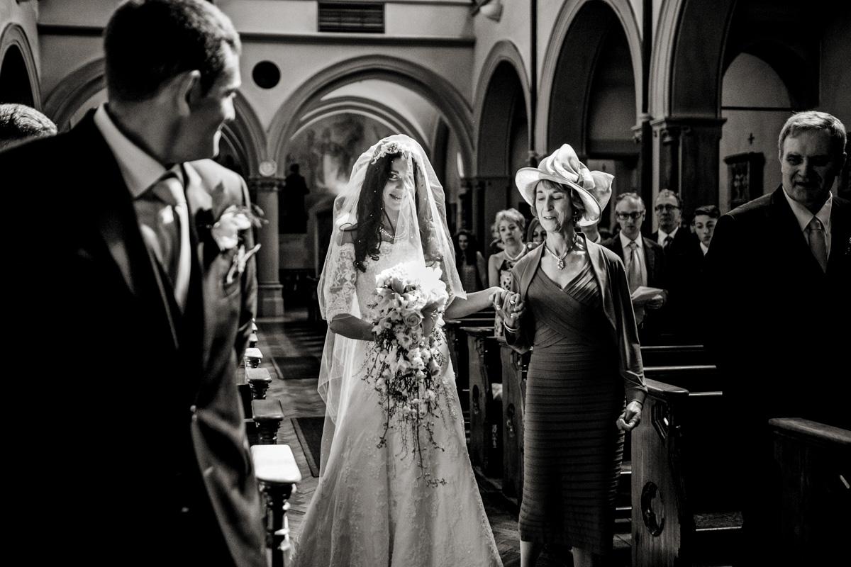 婚礼上的照片,没有乔弗·马丁