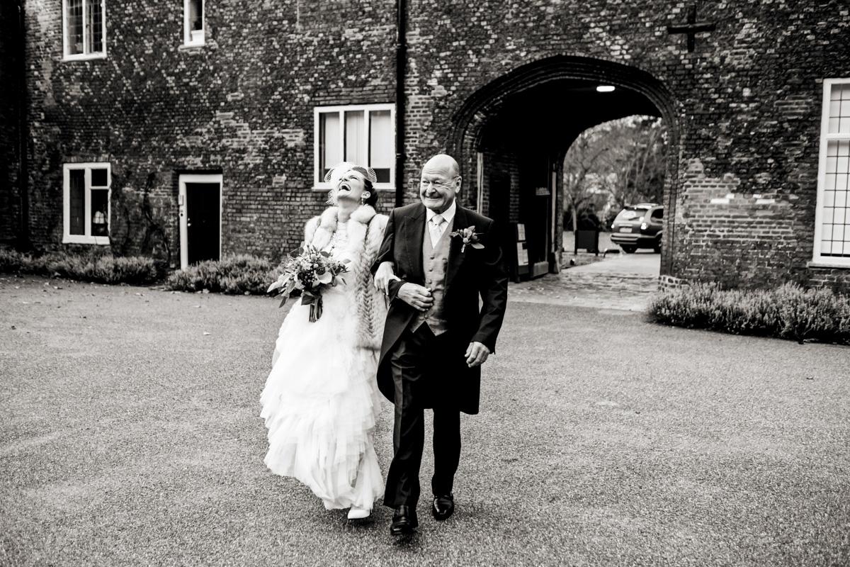 婚礼上的七张照片的大公主