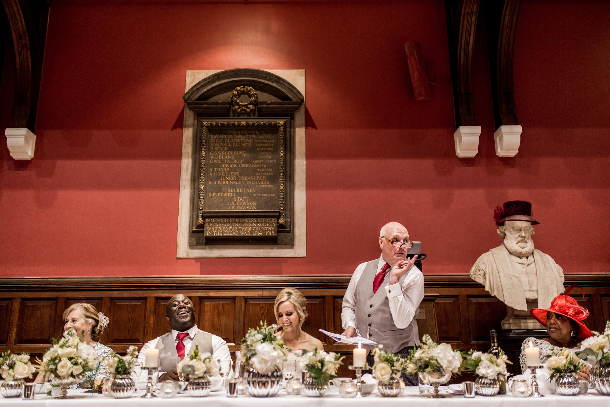 牛津大学的牛津大学的婚礼