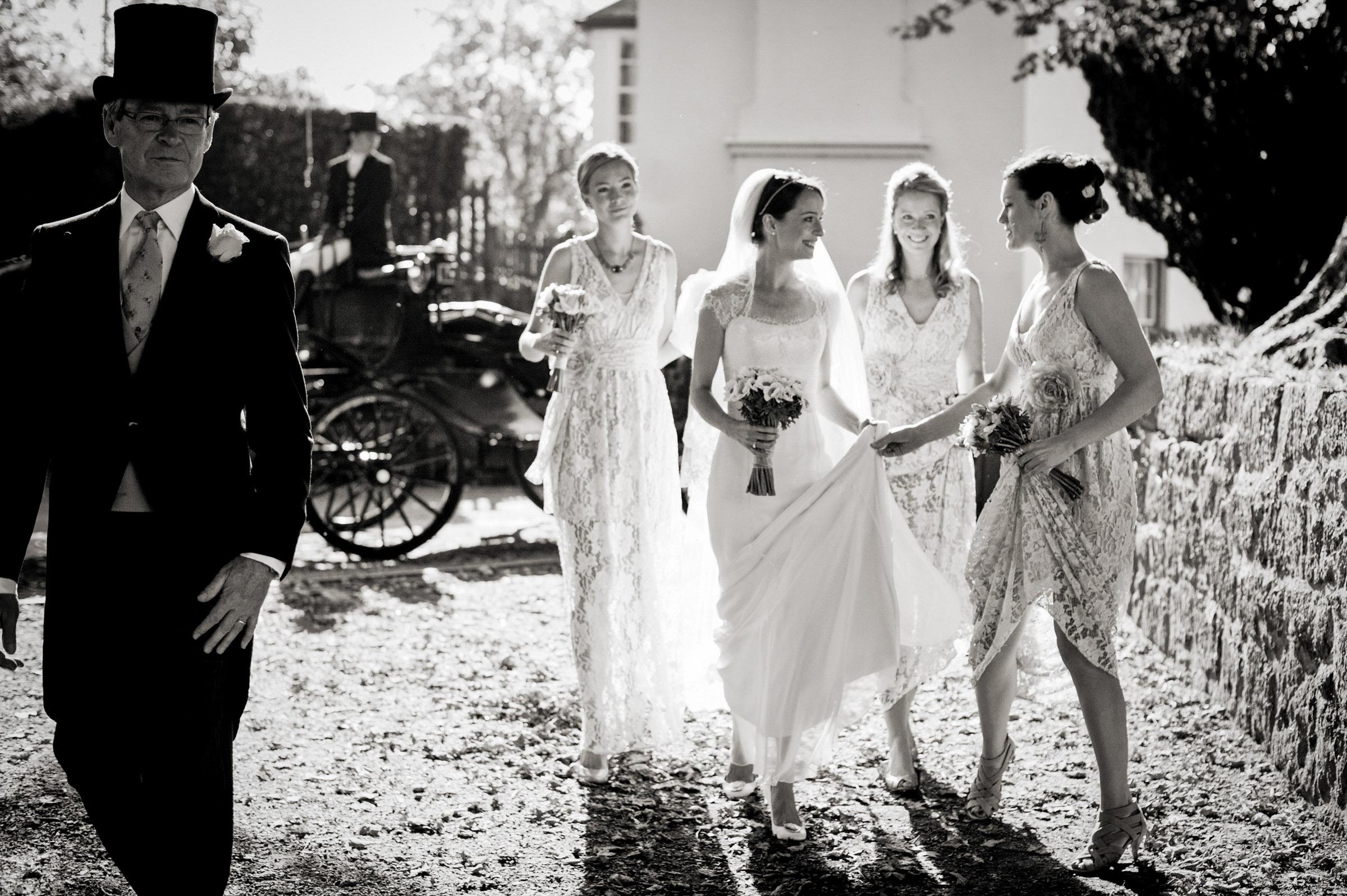 婚礼的照片安排