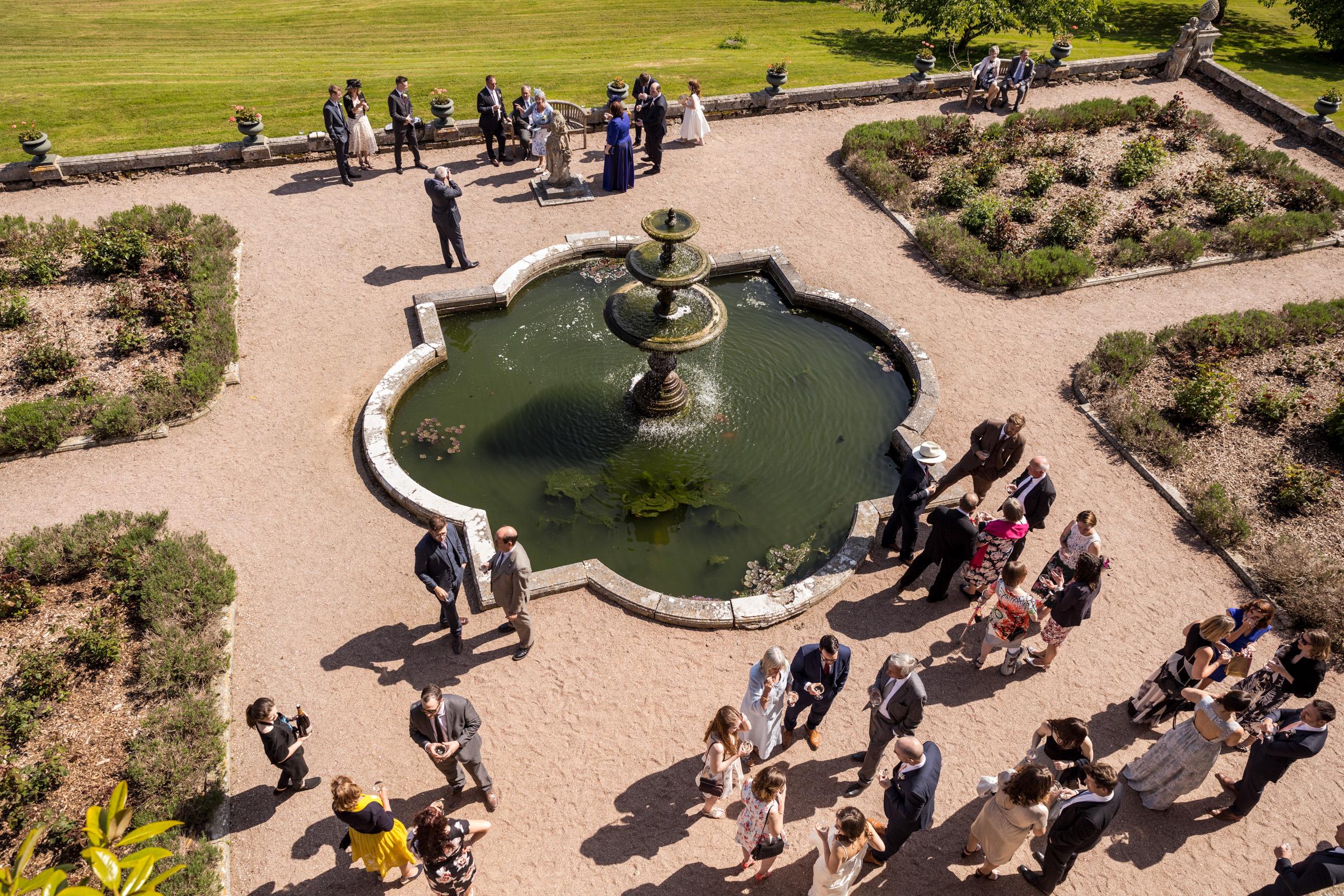 Pynes House Weddings In Devon 017.jpg