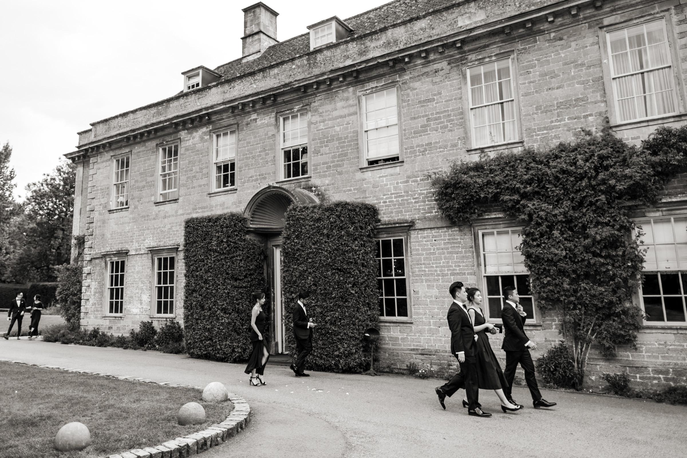 Babington House Wedding Photos Somerset 029.jpg