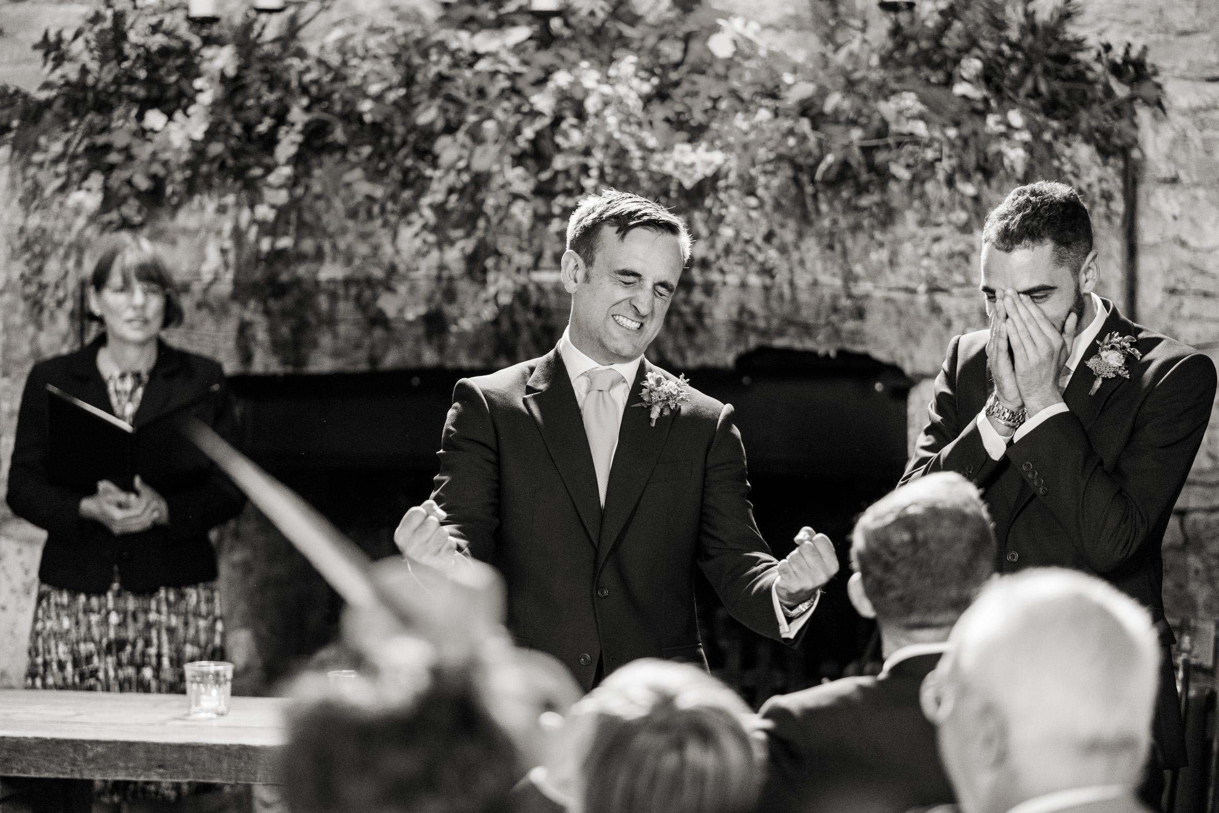 Cripps Barn Bibury Cotswolds Wedding Photography 006.jpg