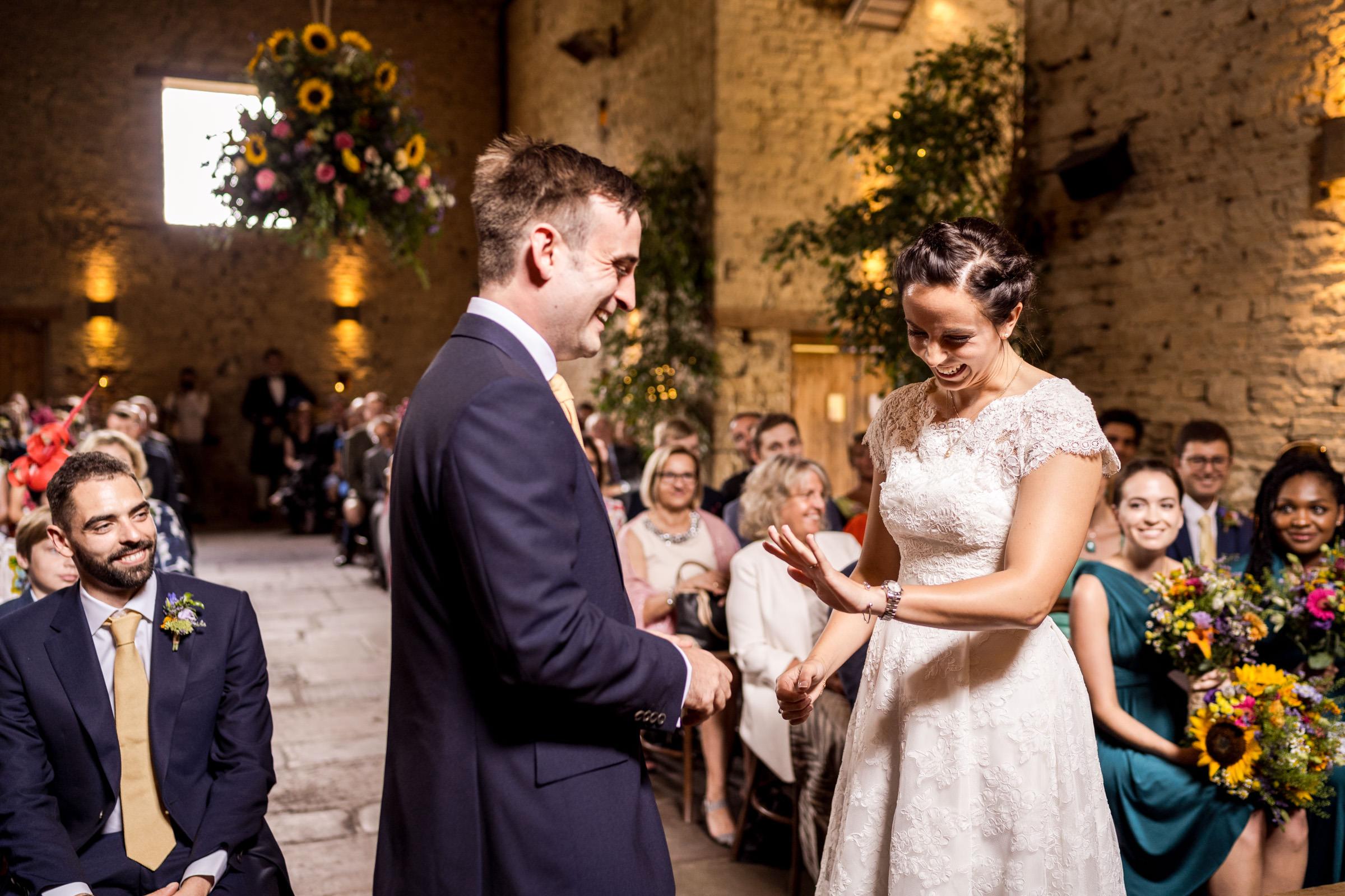 Cripps Barn Bibury Cotswolds Wedding Photography 011.jpg