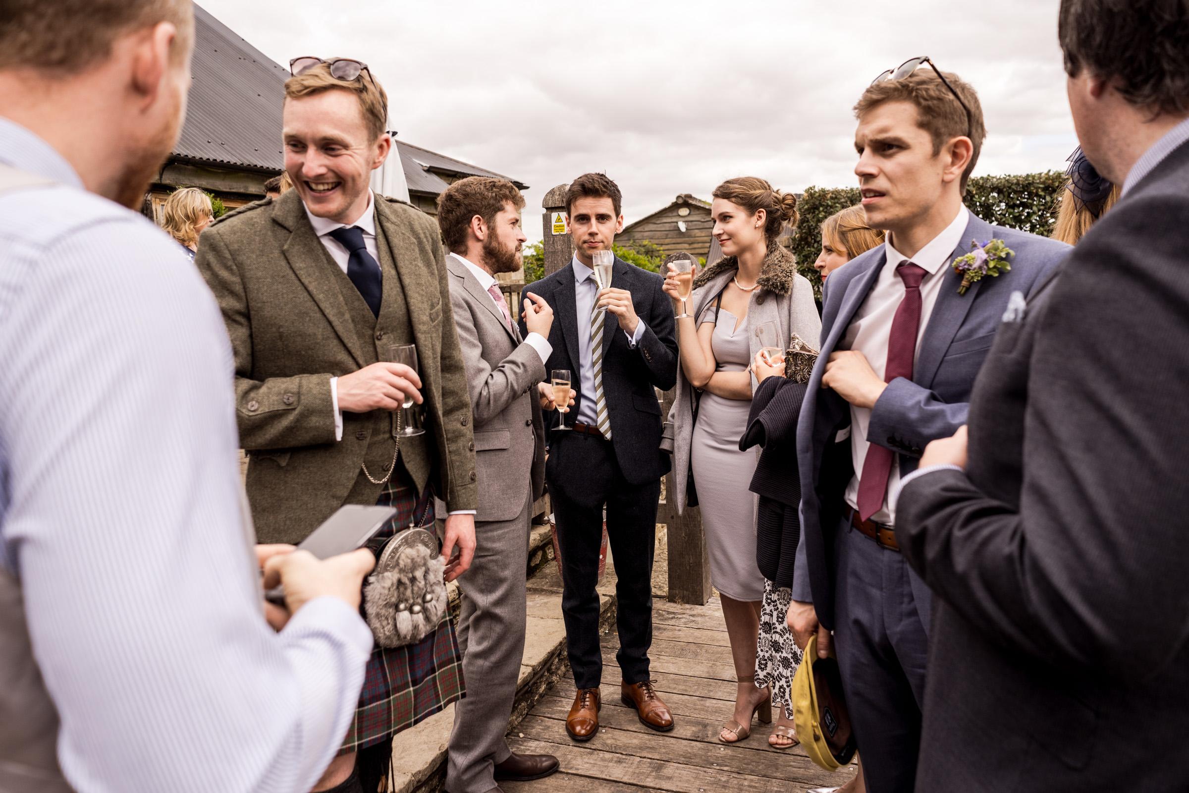 Cripps Barn Bibury Cotswolds Wedding Photography 024.jpg