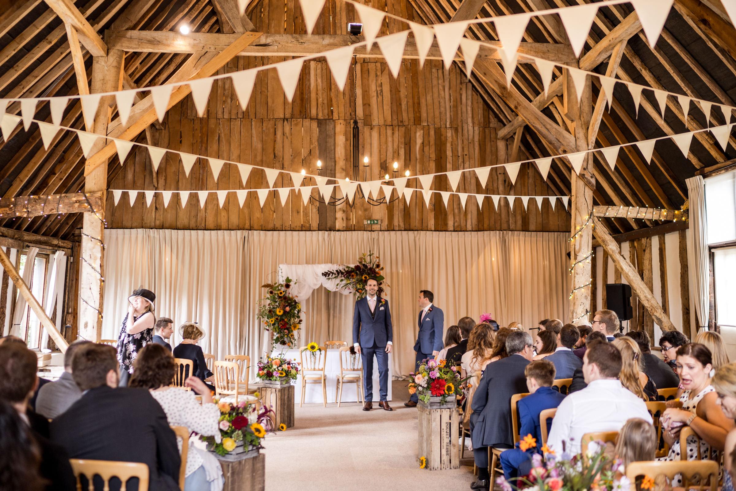 Clock Barn Hampshire Wedding Photography 001.jpg