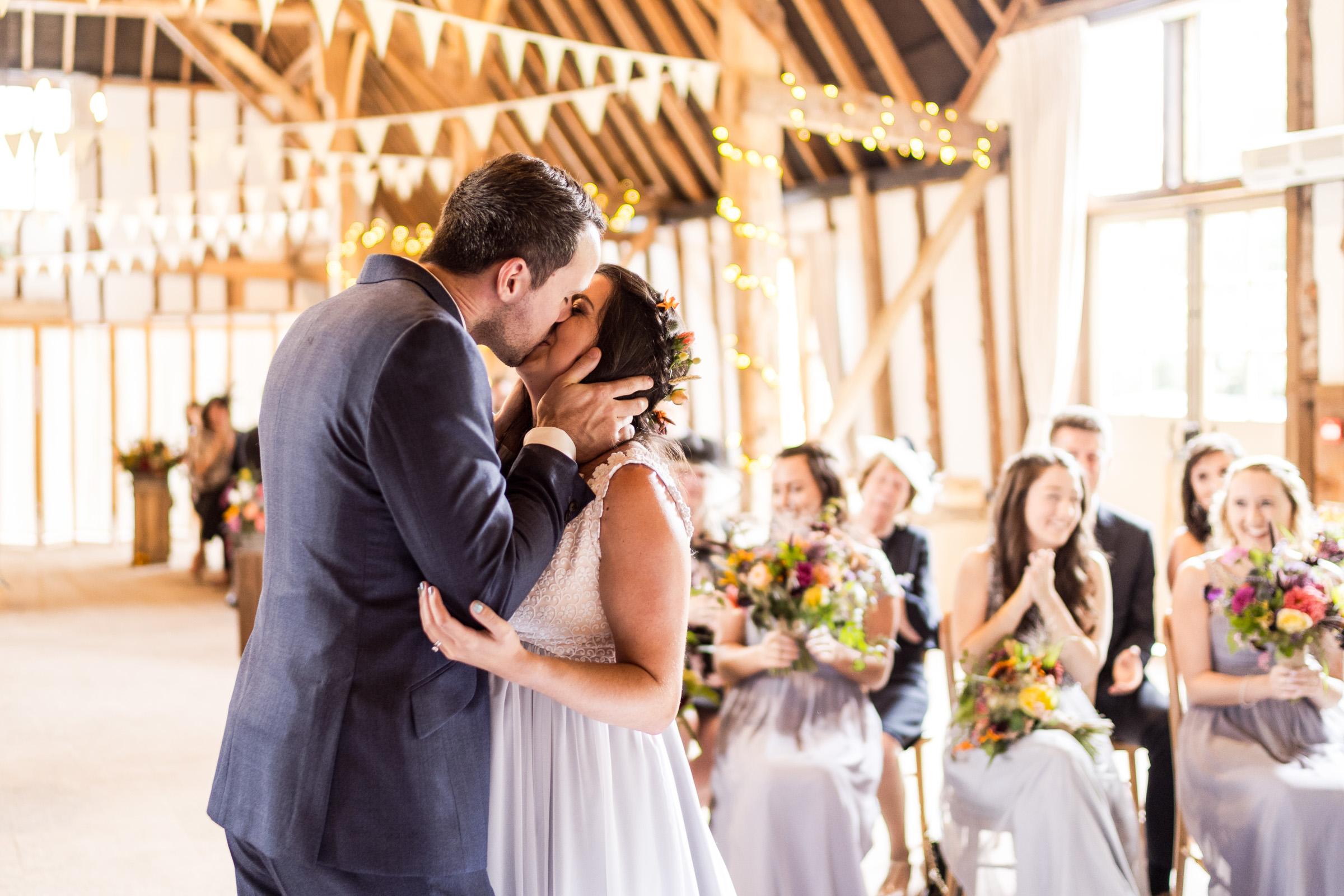Clock Barn Hampshire Wedding Photography 007.jpg