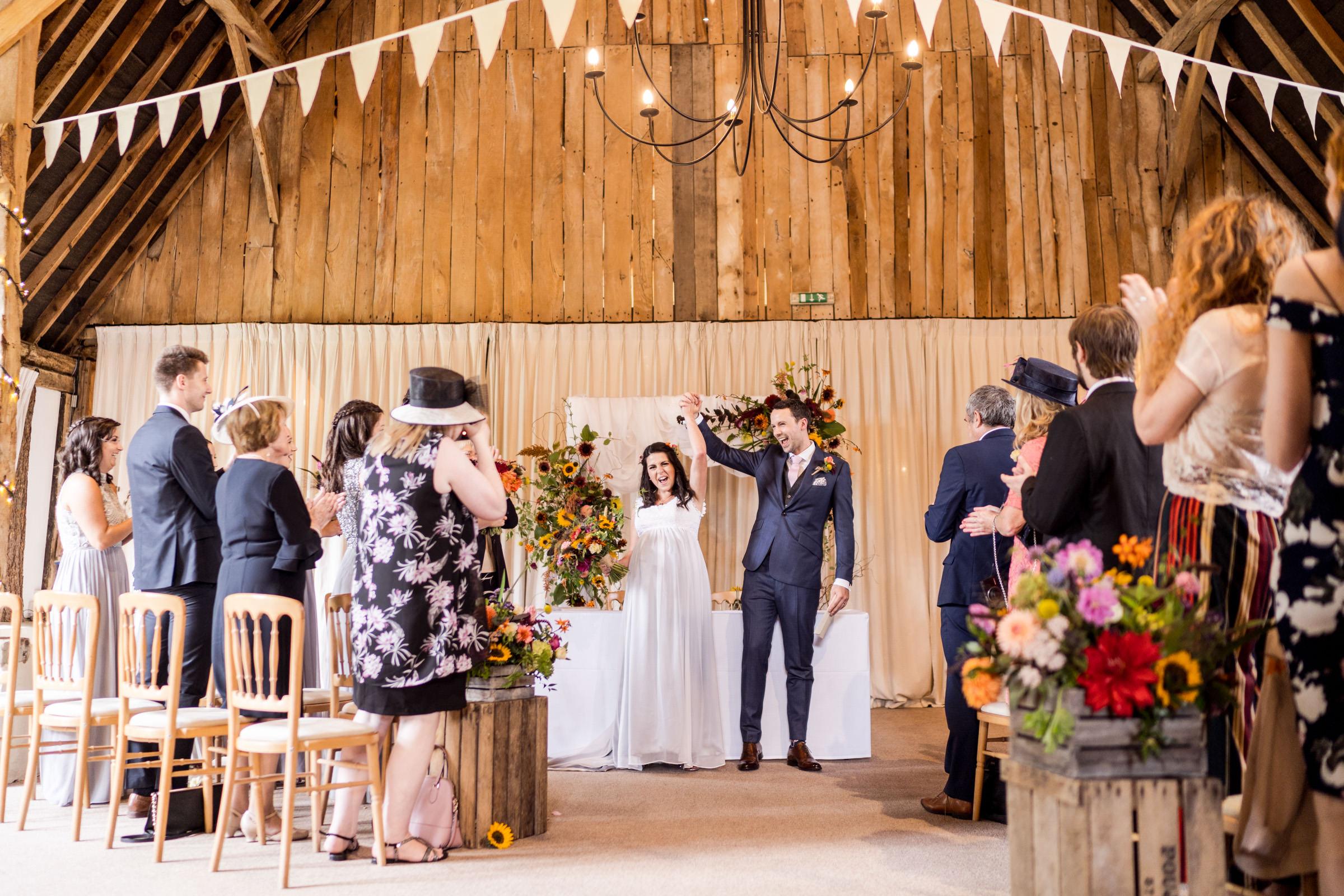 Clock Barn Hampshire Wedding Photography 008.jpg