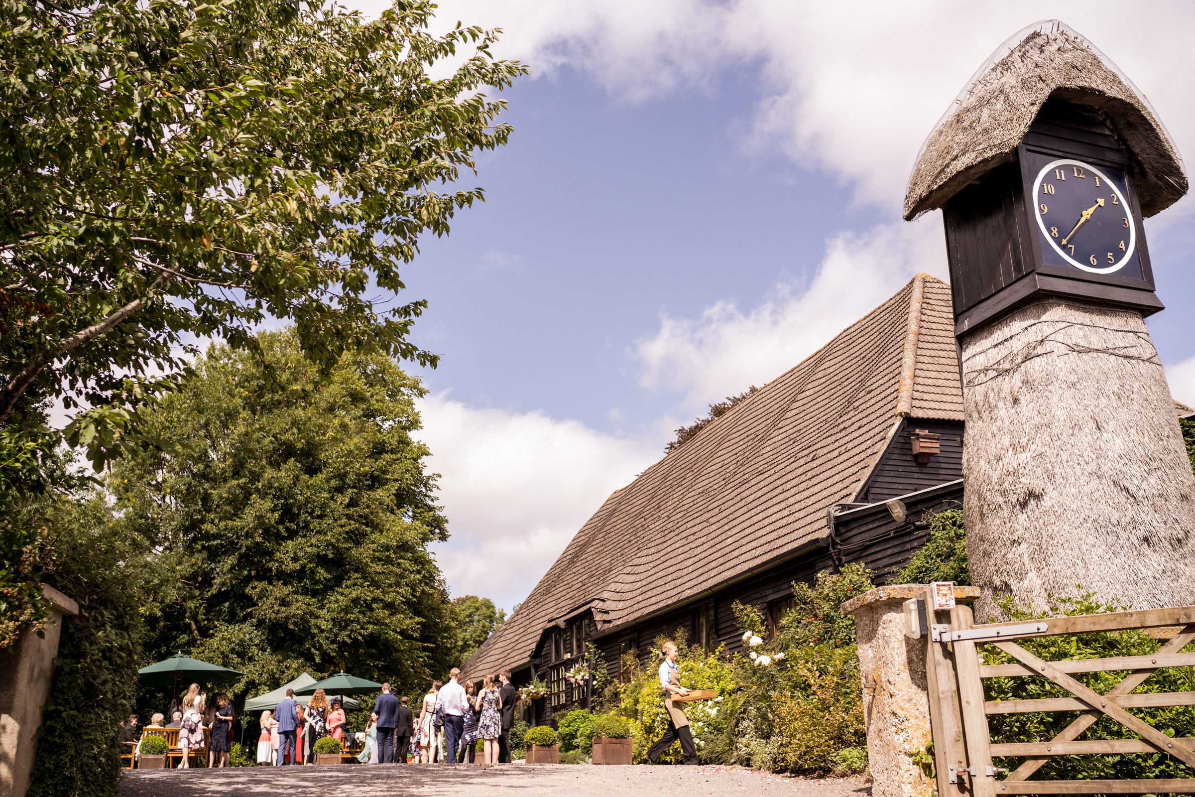 Clock Barn Hampshire Wedding Photography 015.jpg