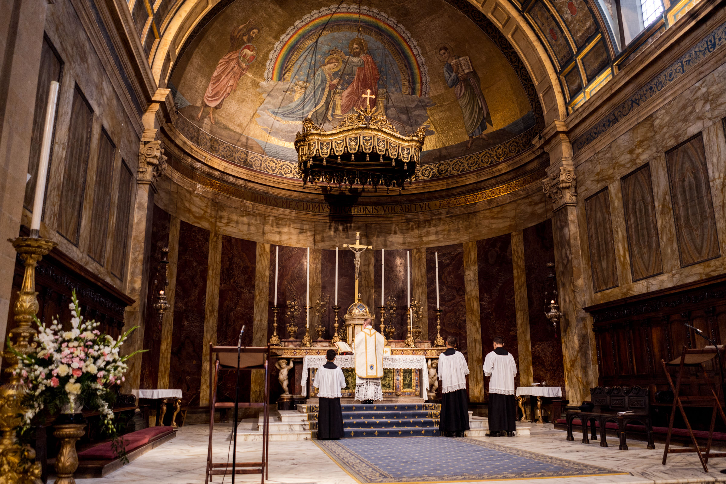 圣何塞·卢卡斯·安德鲁斯的设计:圣何塞的婚礼