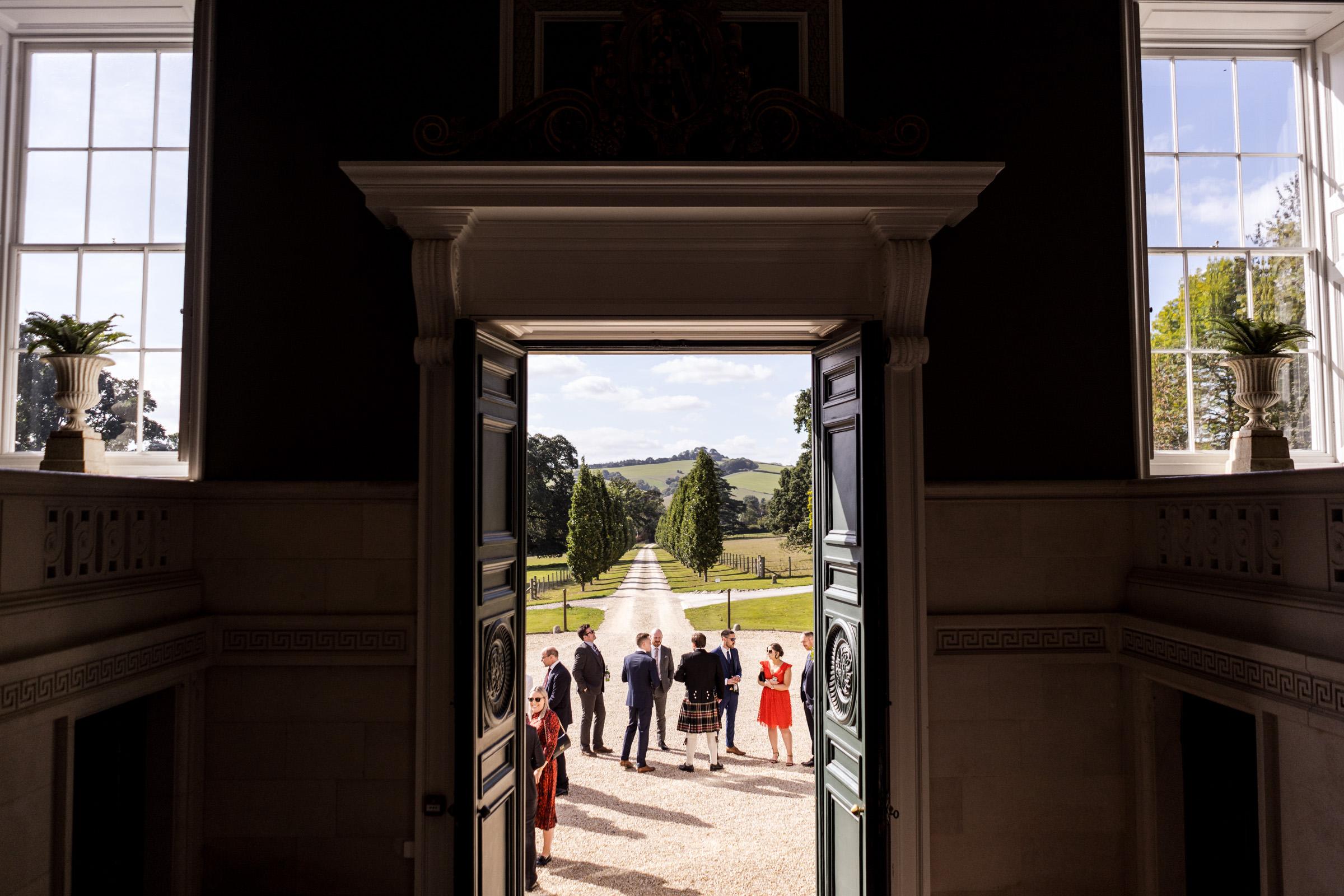 Pynes House Devon Wedding Photography 009.jpg