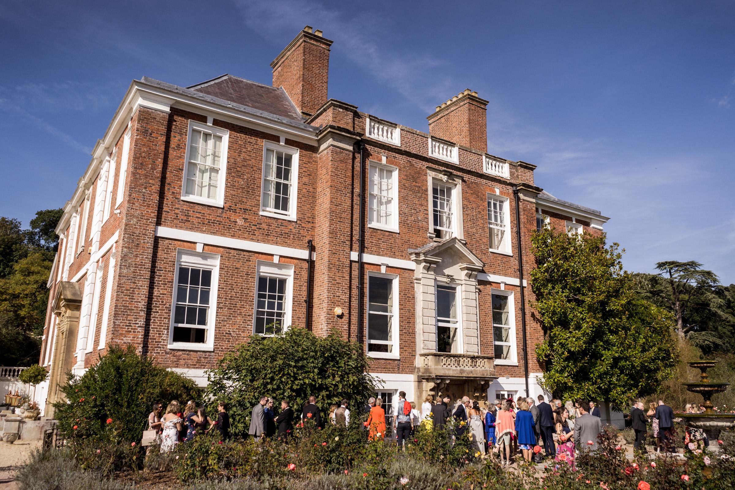 Pynes House Devon Wedding Photography 026.jpg