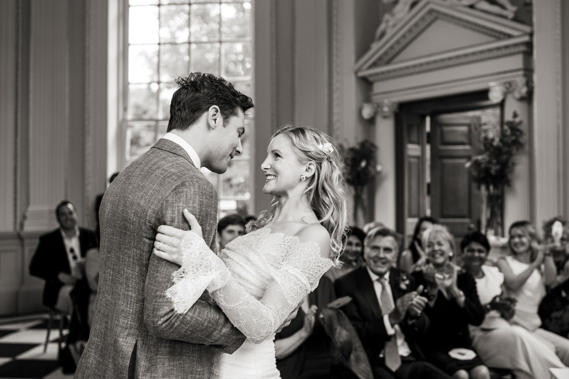 barbican london wedding photograph