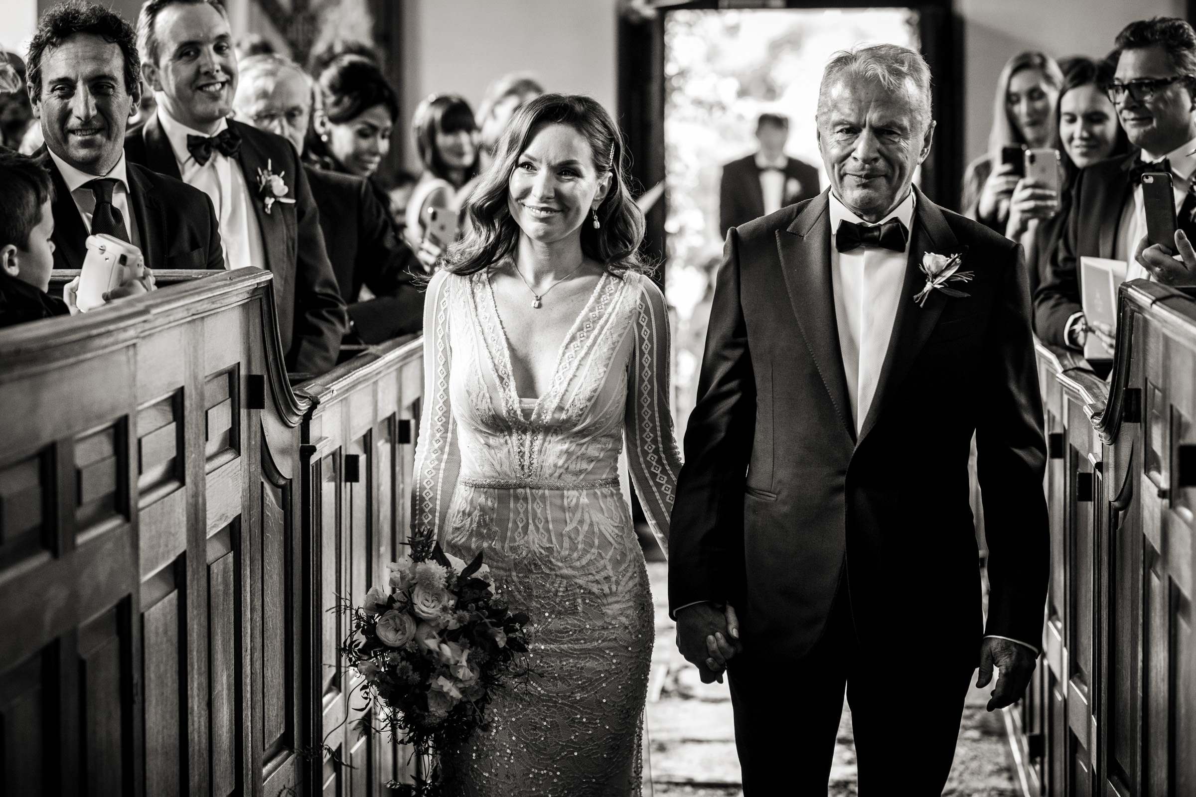 Babington House Wedding Photo