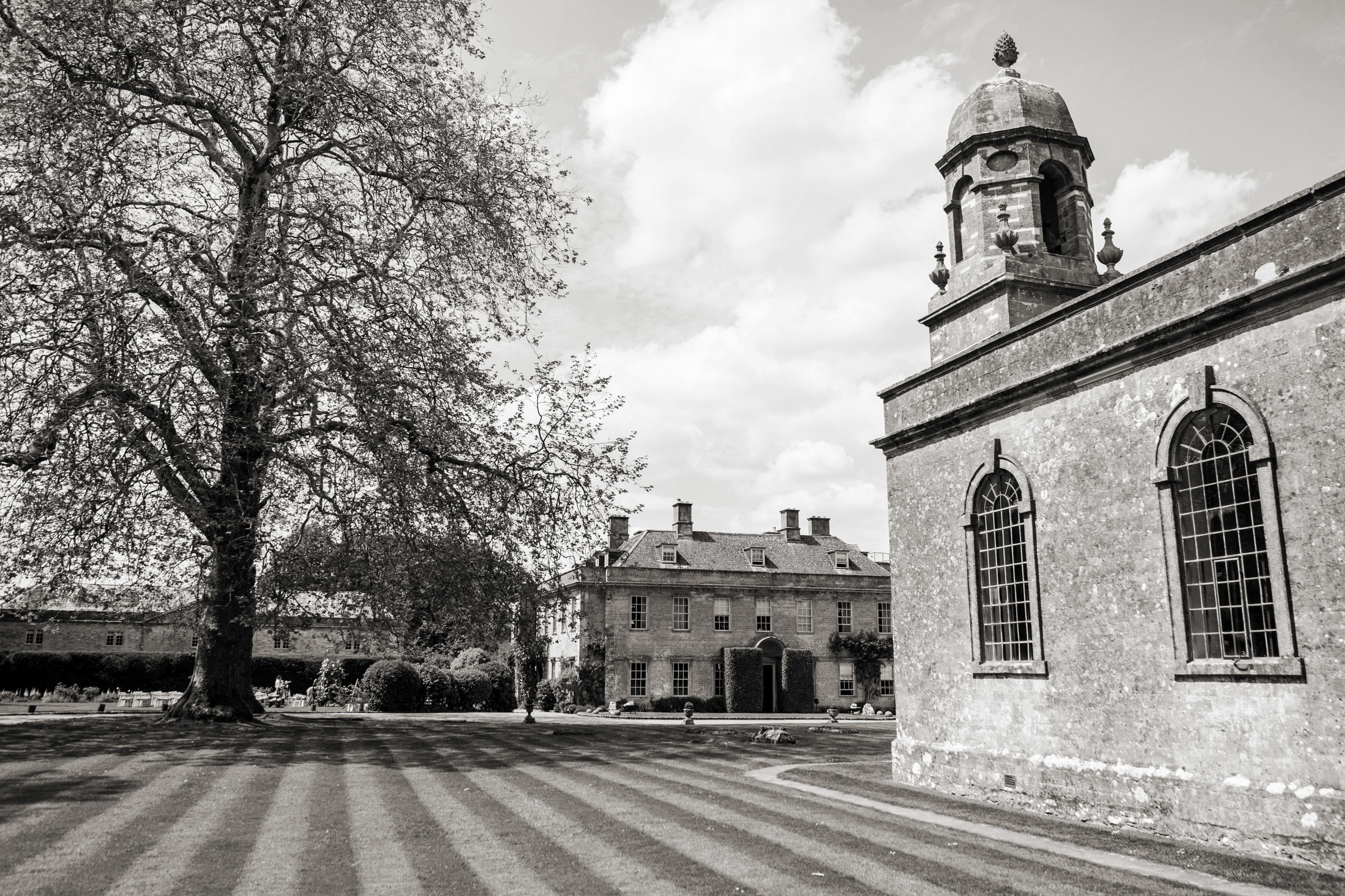 Babington House Outdoor Civil Ceremony and Wedding Day 001.jpg