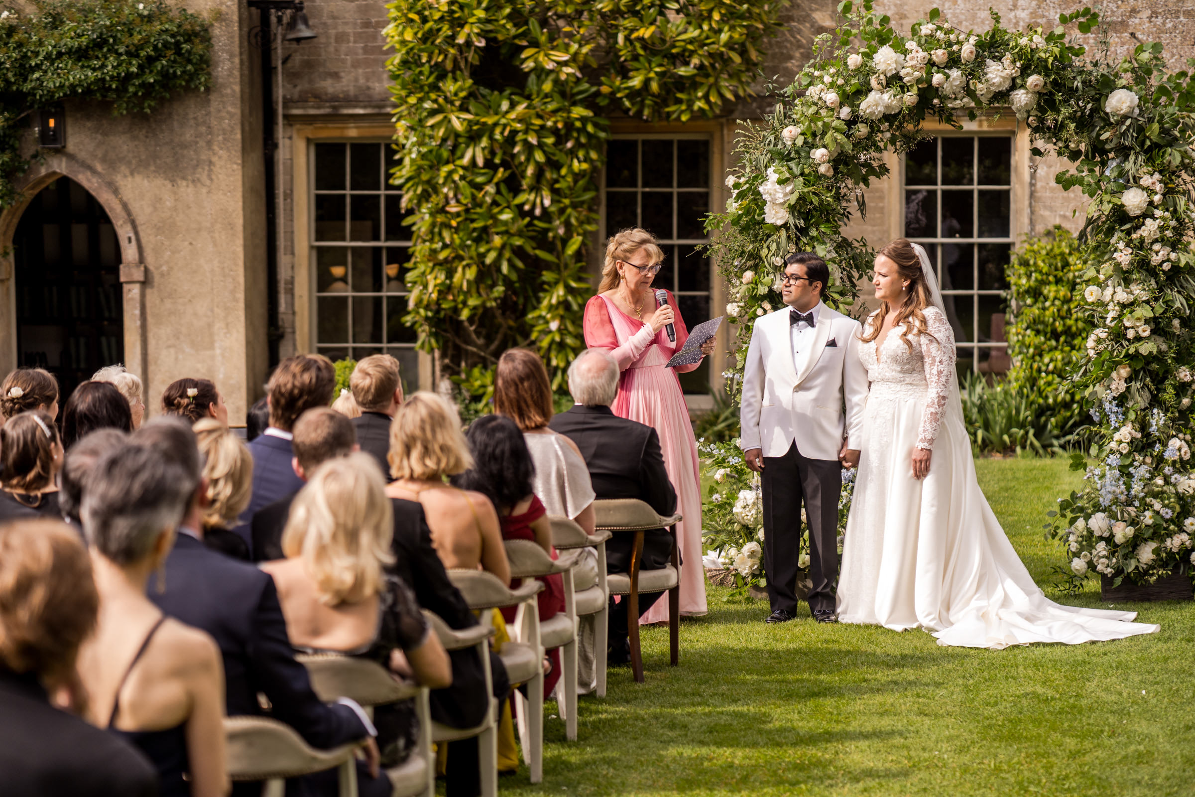 Babington House Outdoor Civil Ceremony and Wedding Day 019.jpg