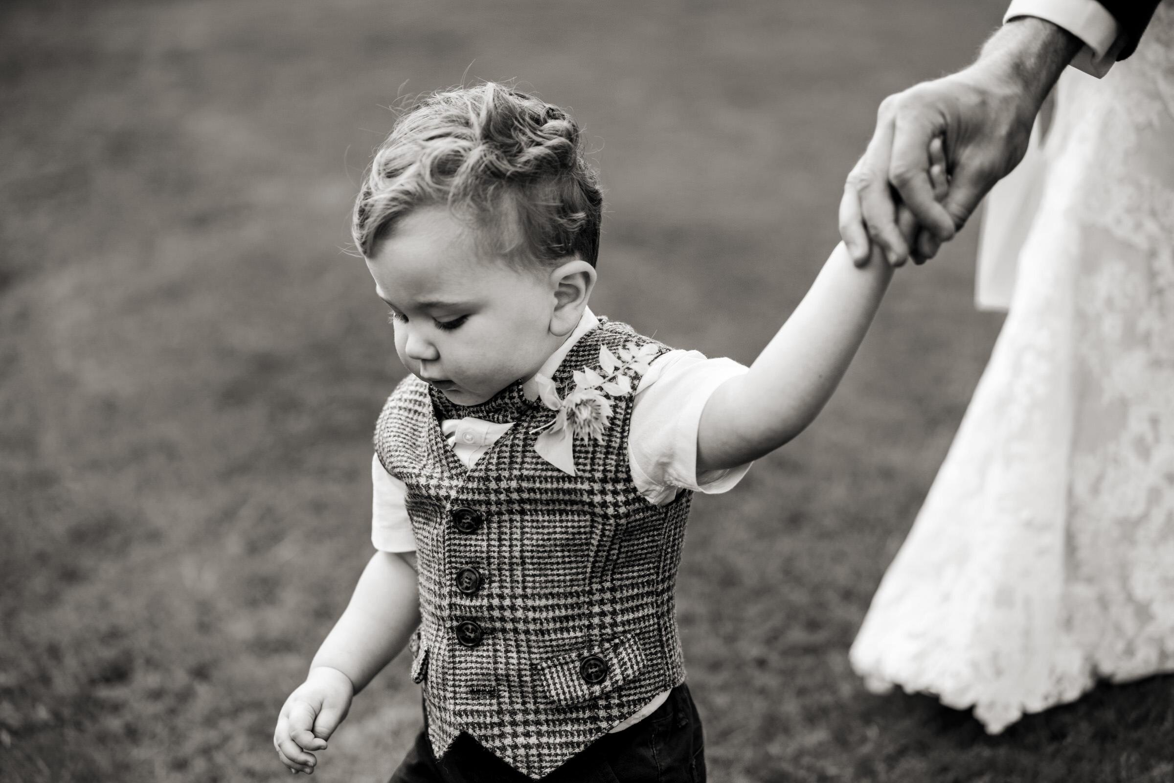 悉尼·柯林斯的婚礼照片