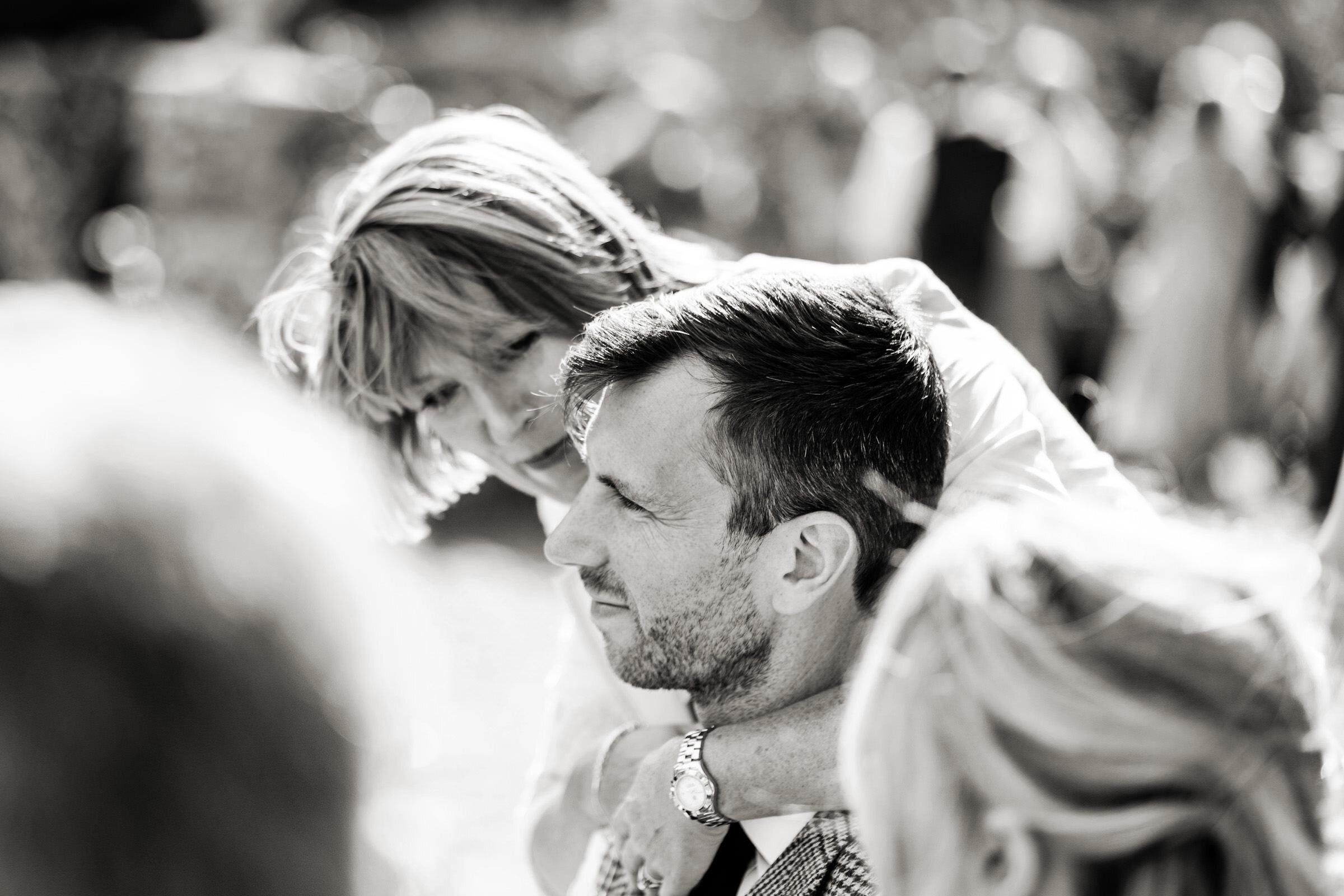 布兰登·波特的照片,婚礼的照片
