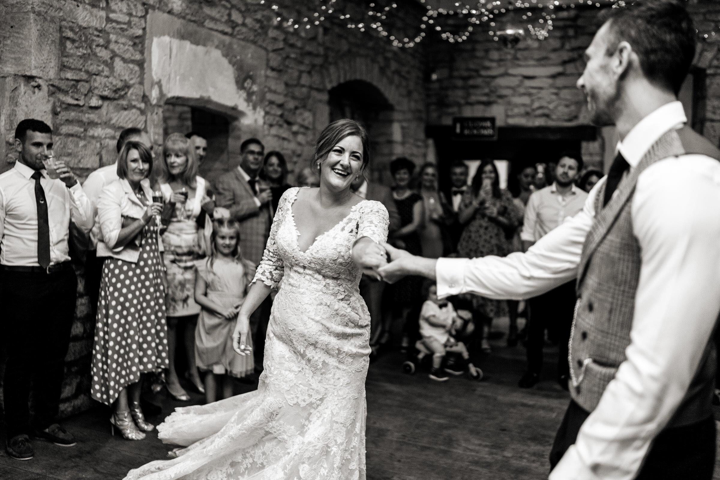 加布里埃尔·柯林斯的照片,婚礼的公寓