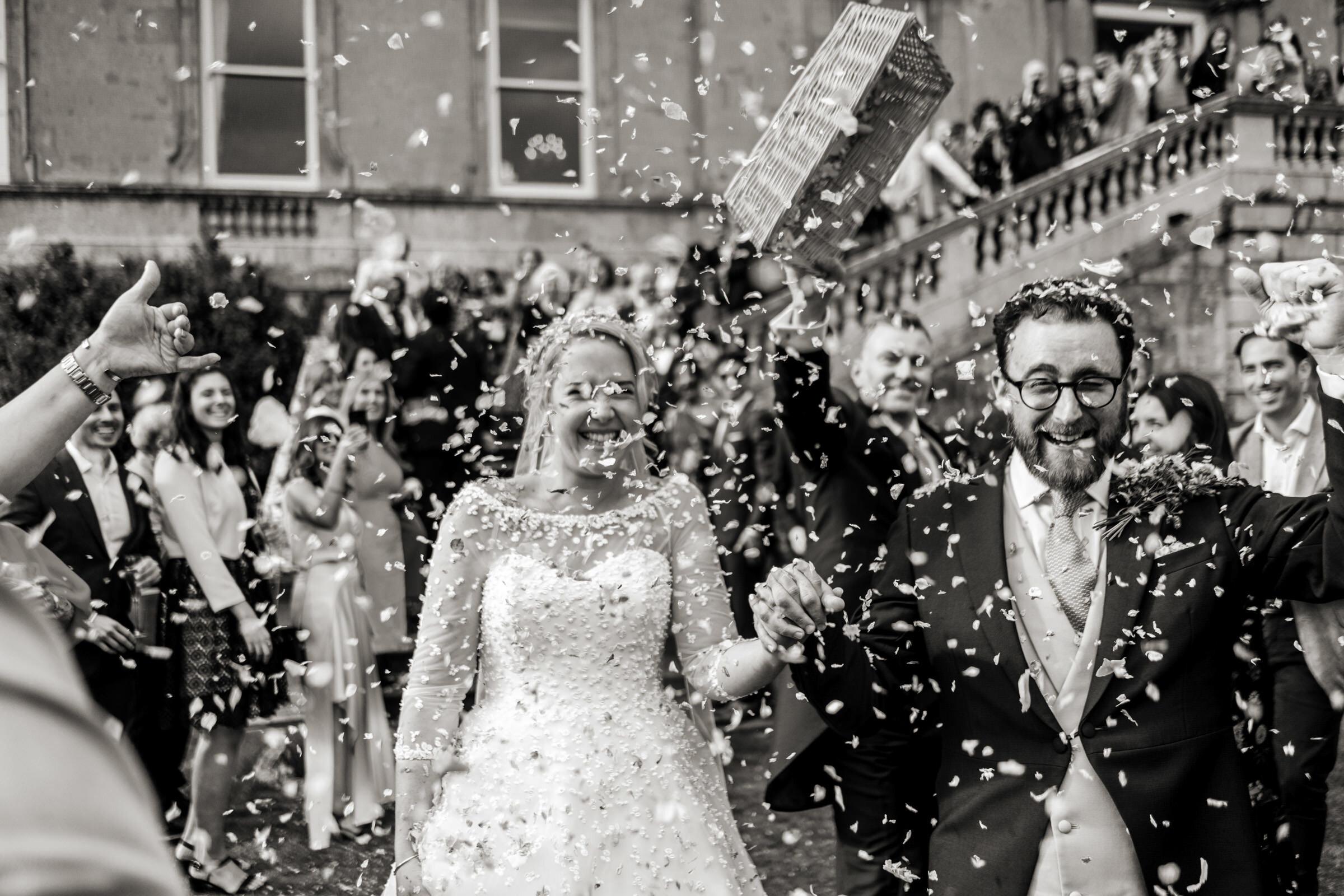 婚礼的派对