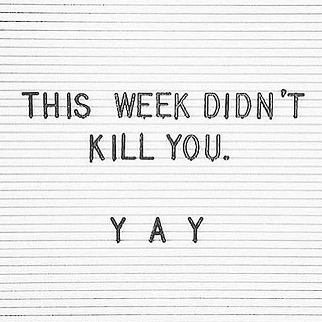 We did it, yogis! Happy Friday ✨ 9:30am Funky Friday (Mixed Flow) $10 class!  11:00am Gentle Yoga 5:00pm Aerial Yoga 6:15pm Restorative Yoga  Congrats on making it through another successful week! See you on the mat ✌🏼