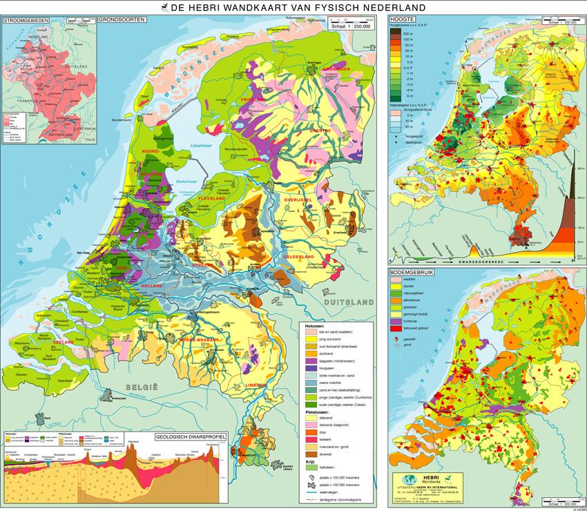 Fysisch Nederland