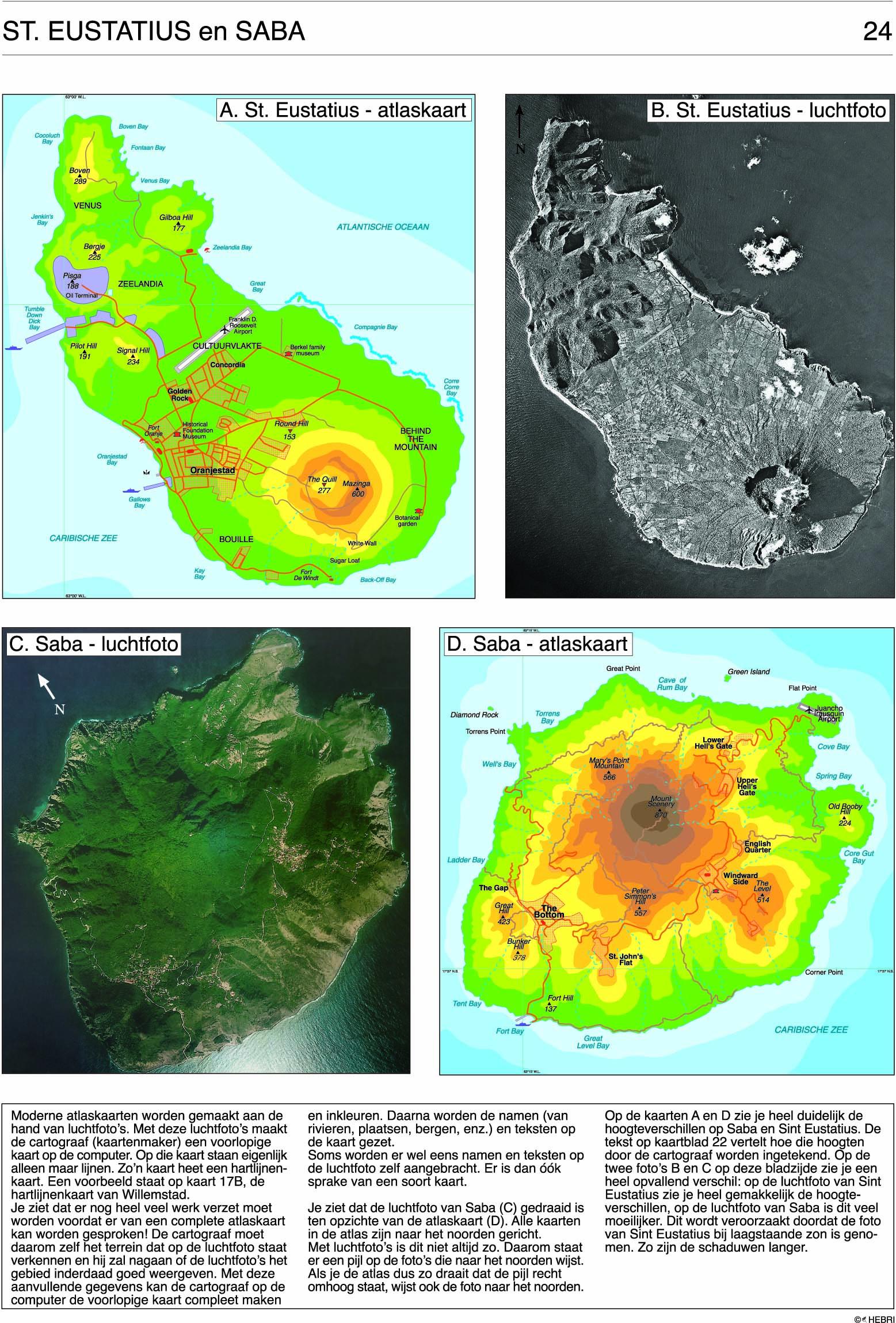 St. Eustatius en Saba