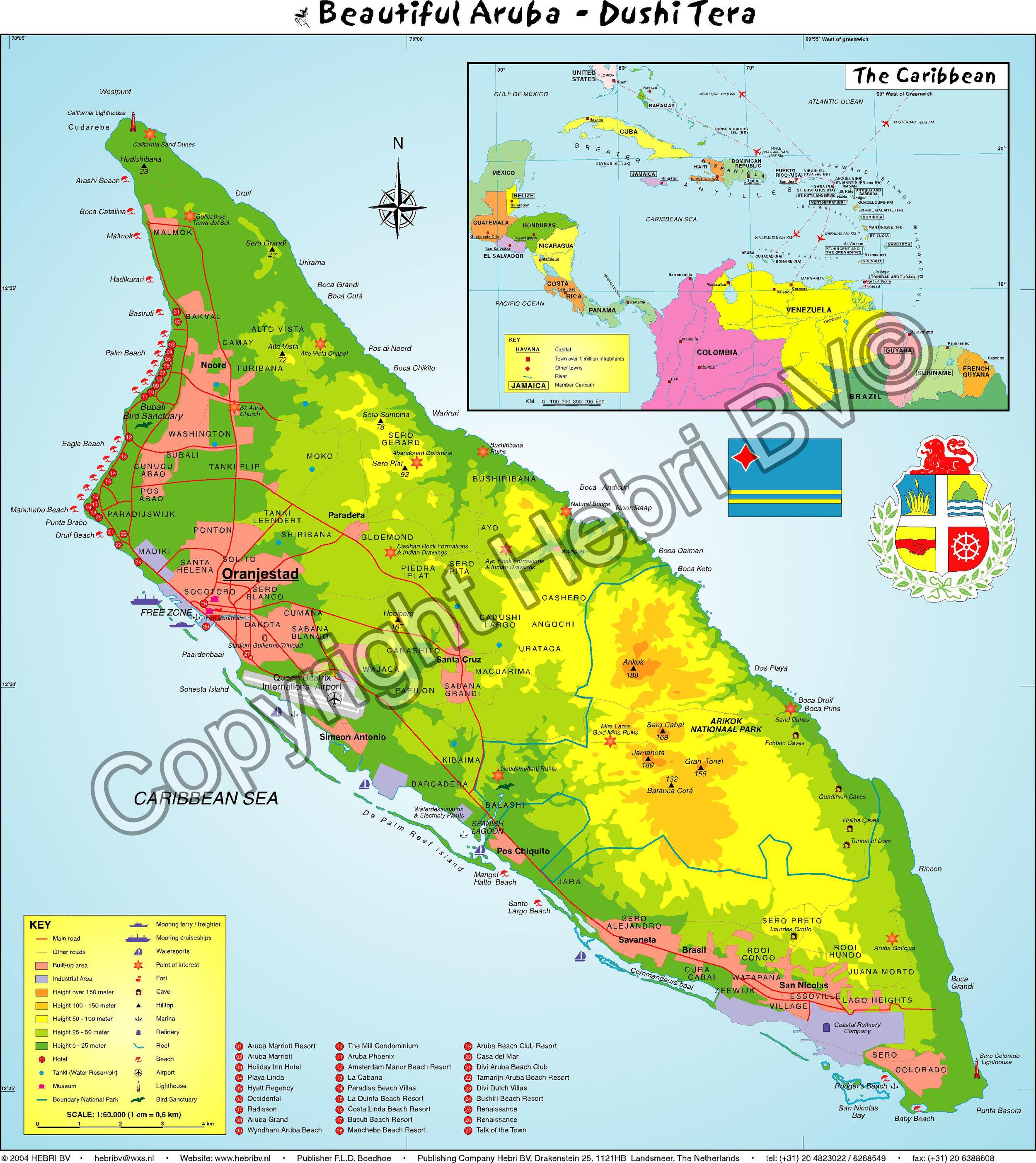 Aruba : Dushi Tera