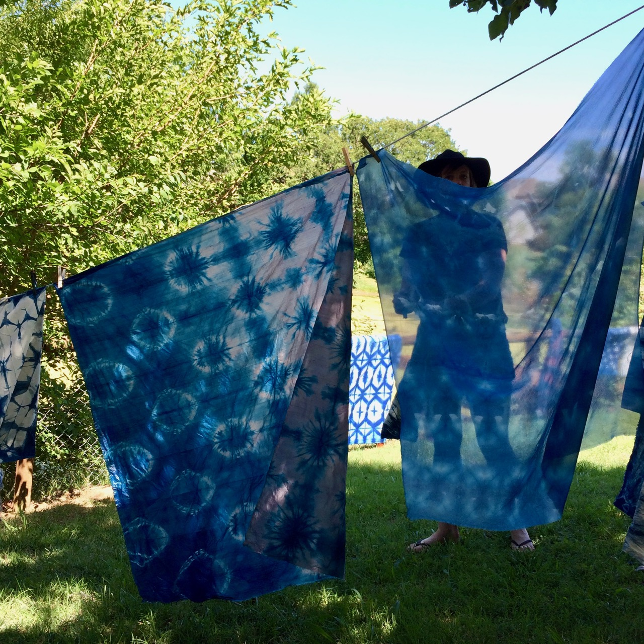 indigo shibori workshop owl and drum tulsa.jpg