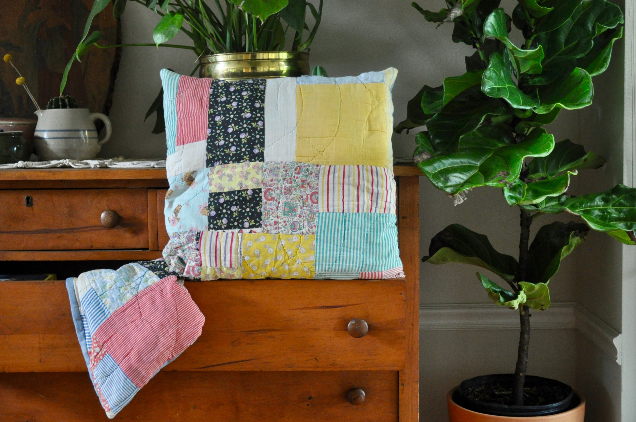what to do with an old quilt.jpg