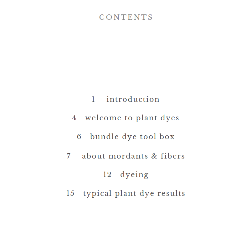 bundle dyeing and eco printing ebook tutorial guide