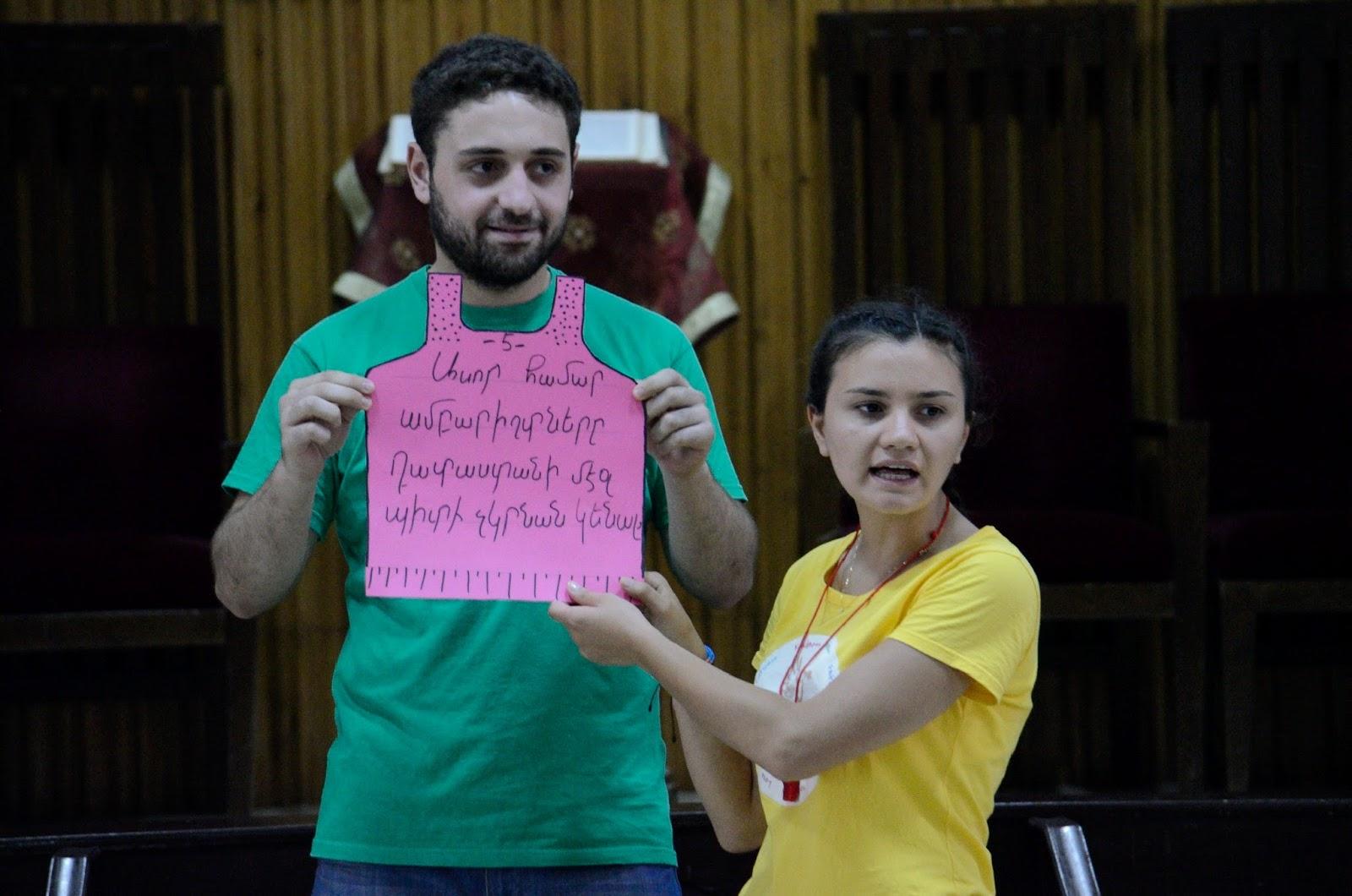 Haig, 21, Aleppo, Syria