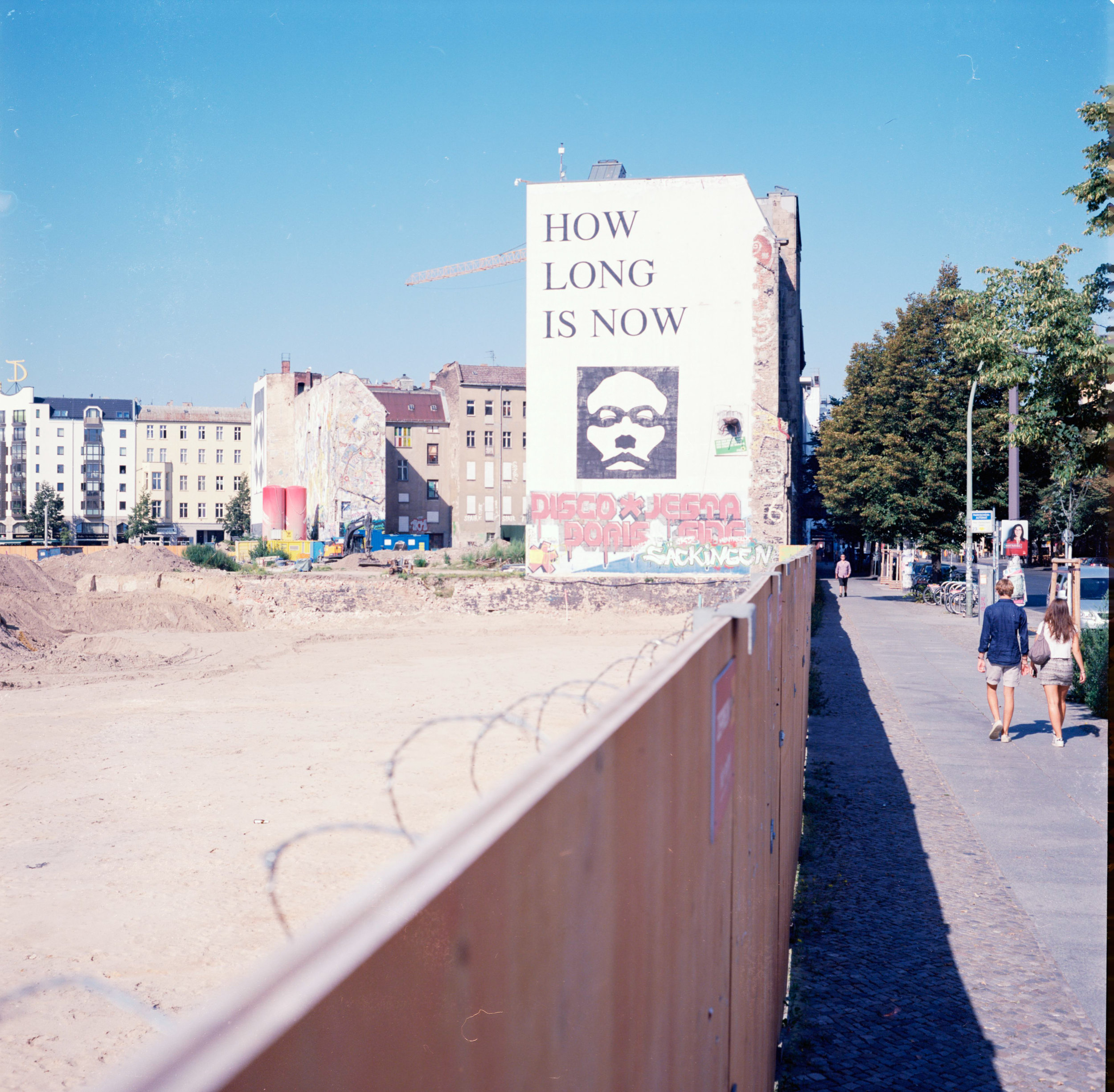 How Long Is Now - Kodak Ektar 100