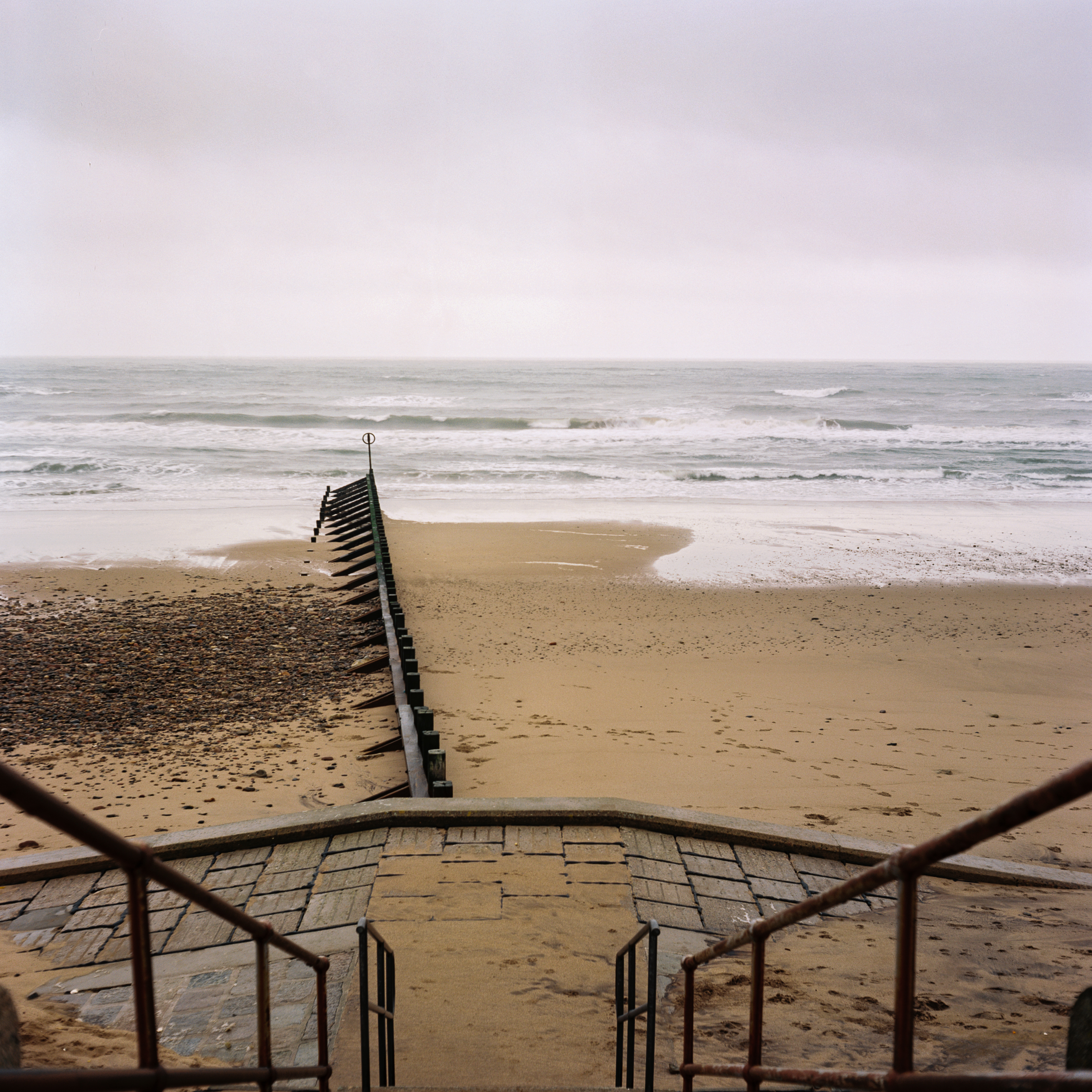 Aberdeen Beach - Kodak Ektar 100