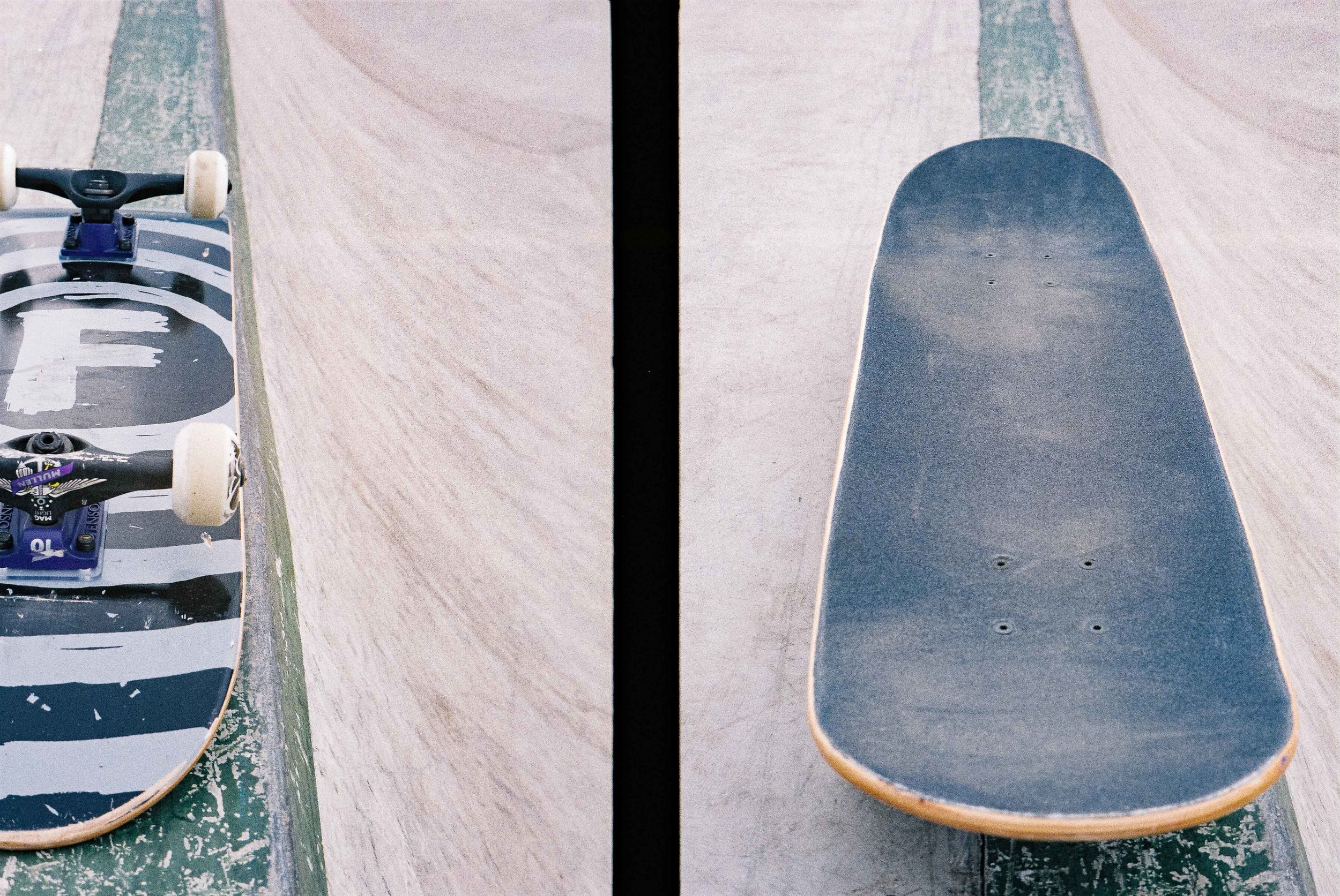 Skate and create, shot with Olympus Pen D3