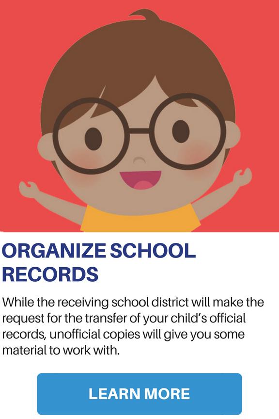 Organize School Records