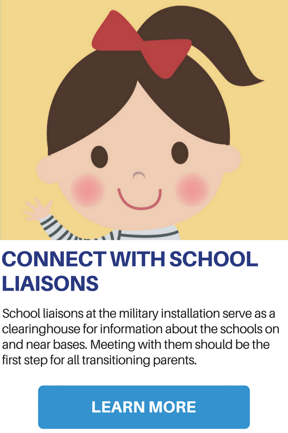 Connect with School Liaisons
