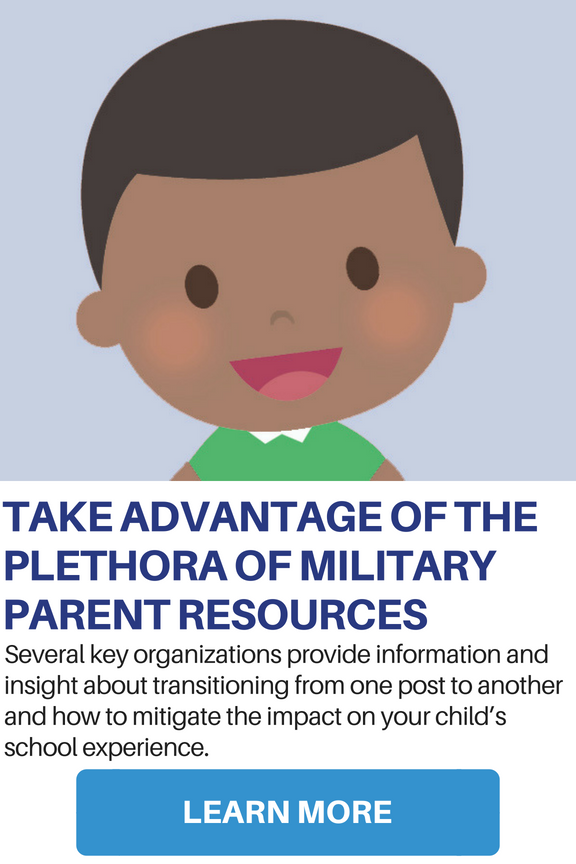 Take Advantage of Military Parent Resources