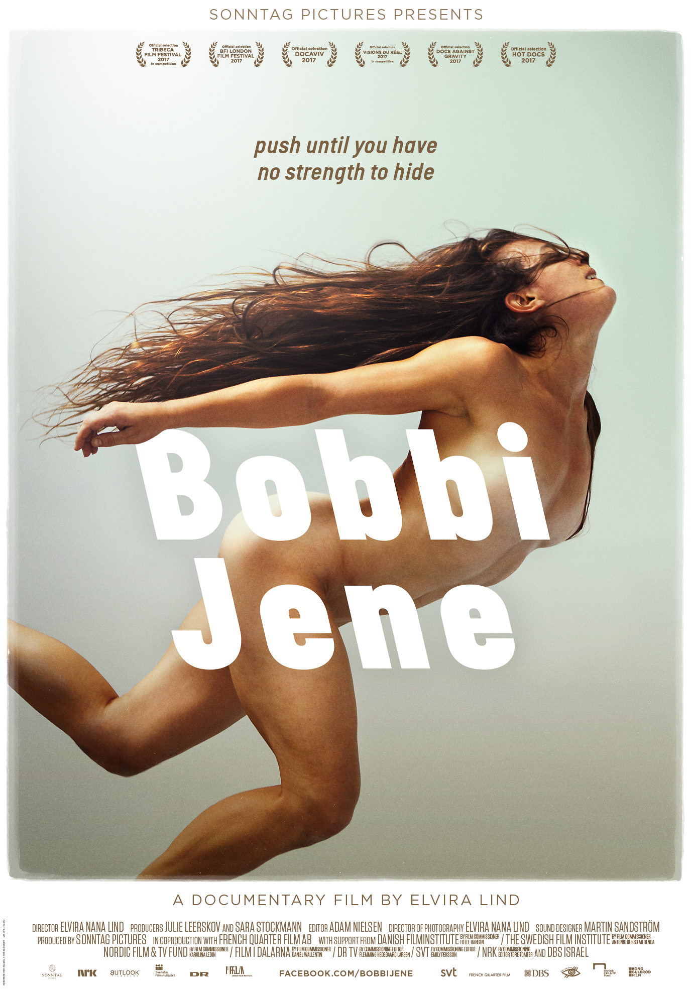 Bobbi Jene - feature documentary by Elvira Lind (2017)