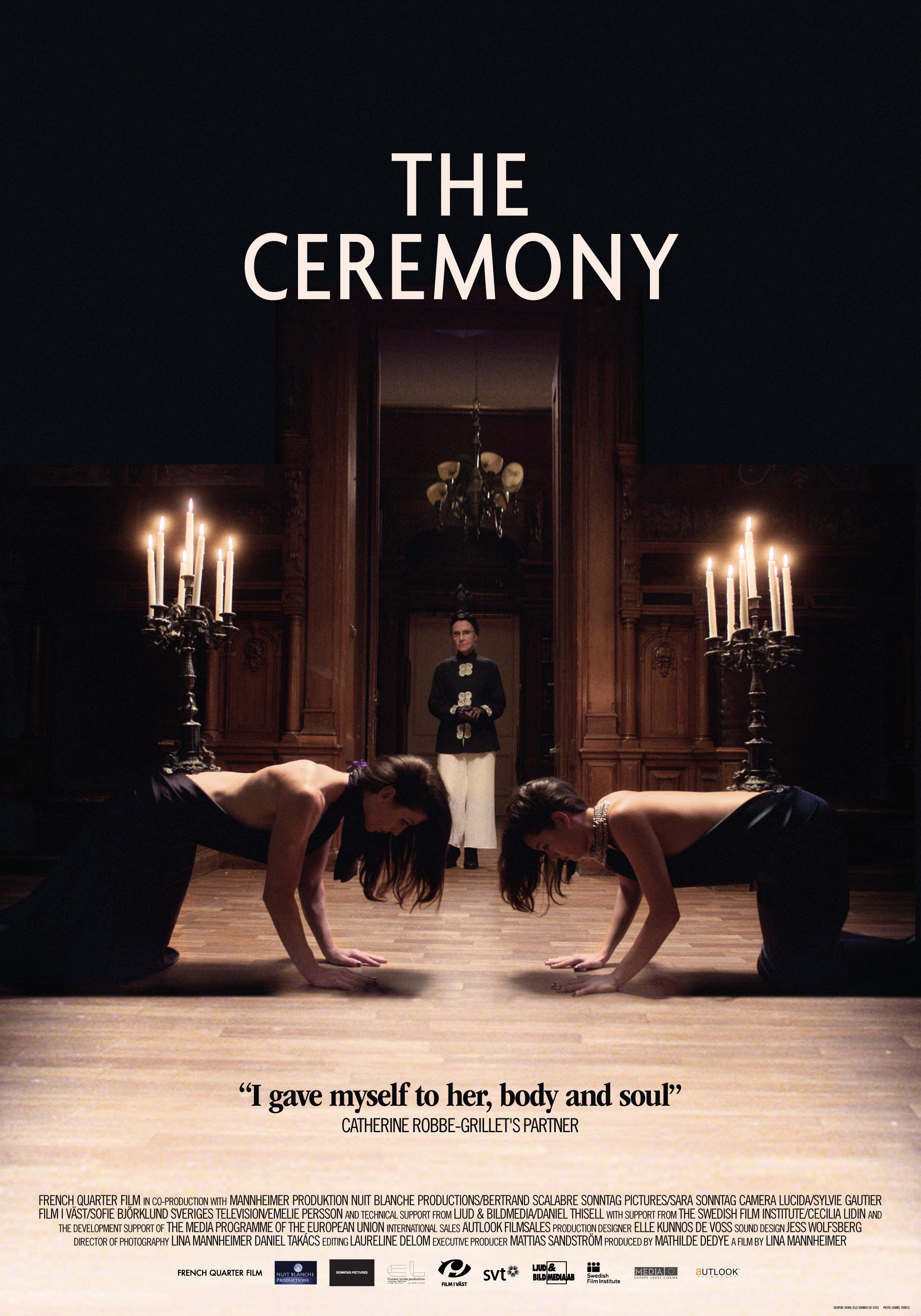 The Ceremony - feature documentary by Lina Mannheimer (2015)