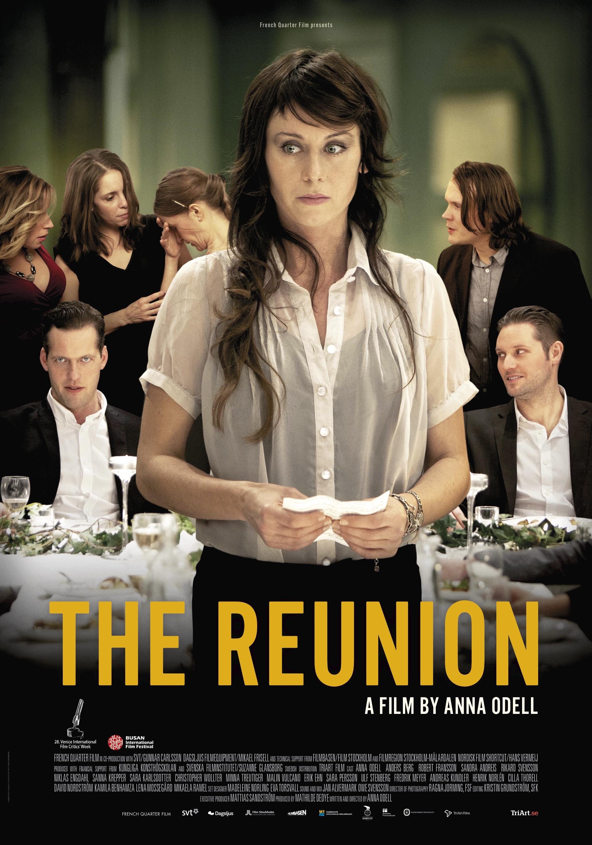 The Reunion(Återträffen) - By Anna Odell